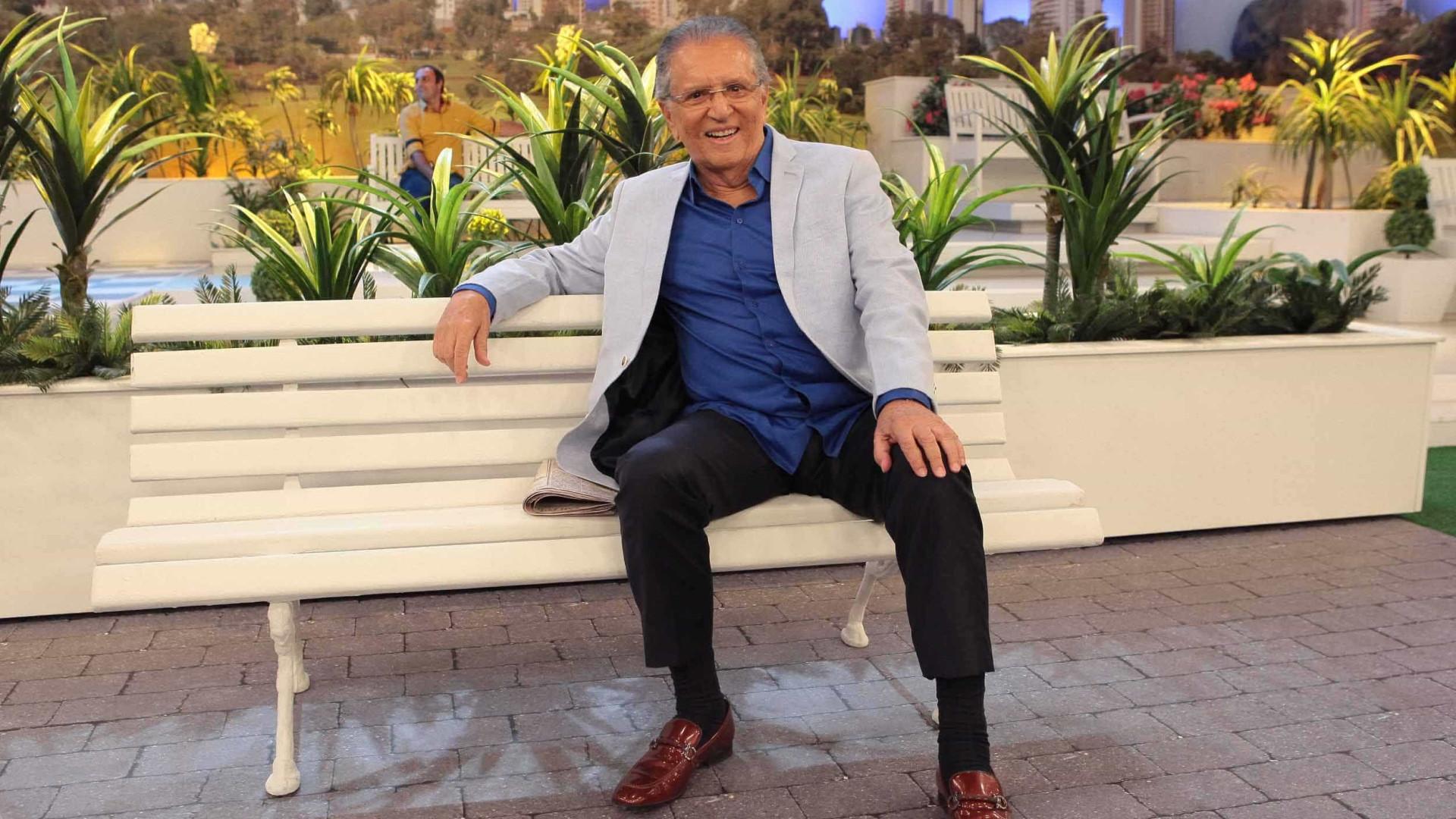 Carlos Alberto de Nóbrega: 'Demissão não afeta a 'Praça', mas o SBT'