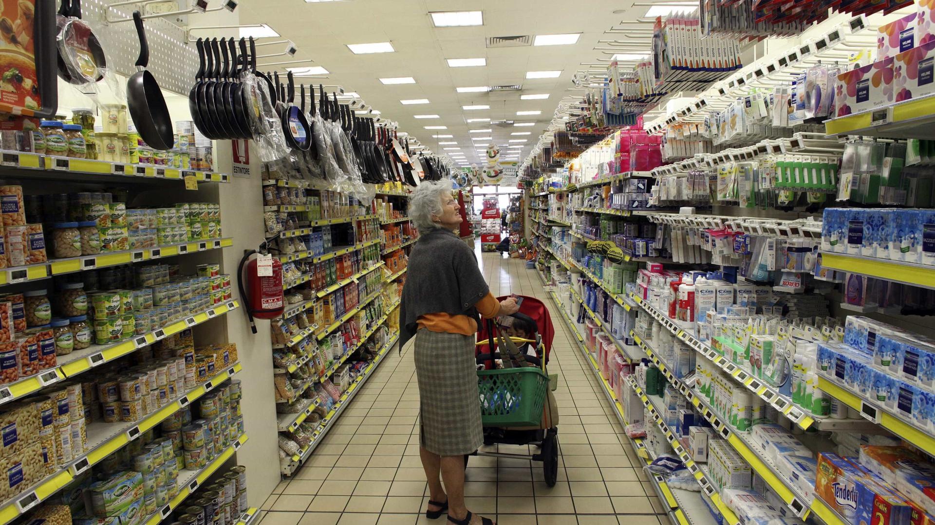 Preços ao produtor e ao consumidor pressionam IGP-DI, que vai a 0,8%