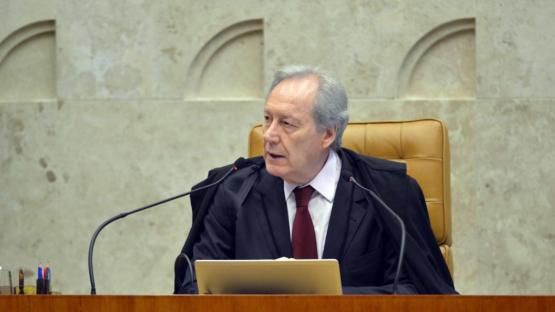 Lewandowski é contra afastamento de parlamentares sem aval do Congresso