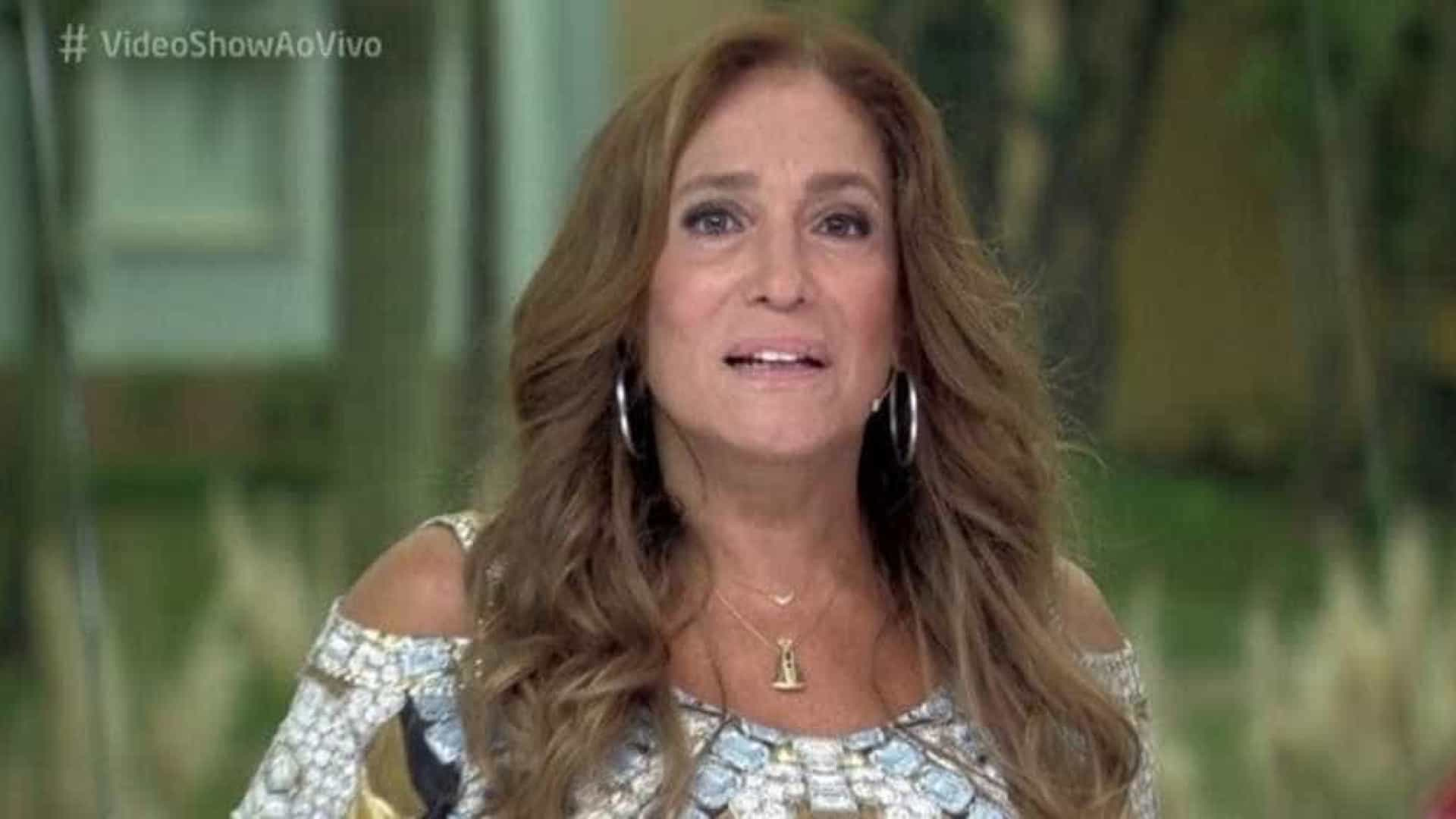 Susana Vieira diz ser a favor de casais em quartos separados
