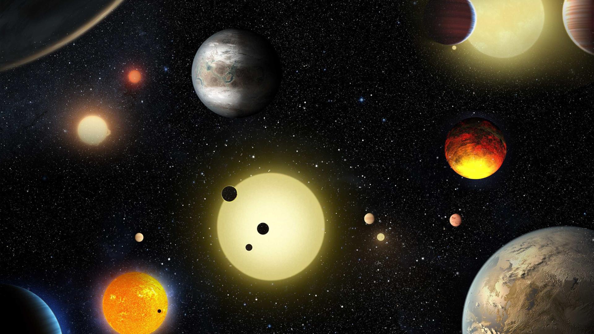 Encontrar planetas fora do Sistema Solar se torna mais complicado