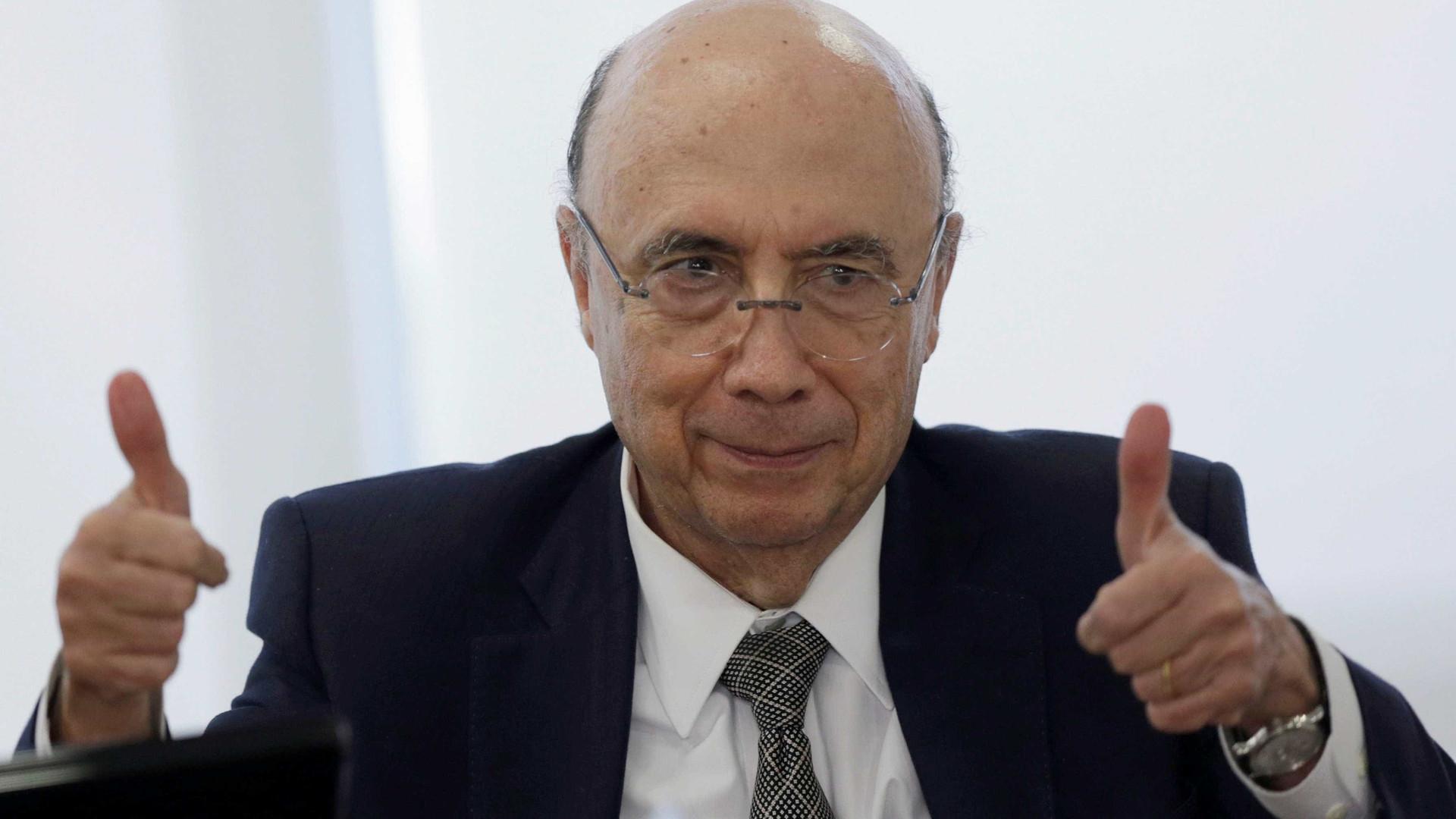 MDB encara Meirelles como plano B a Temer nas eleições
