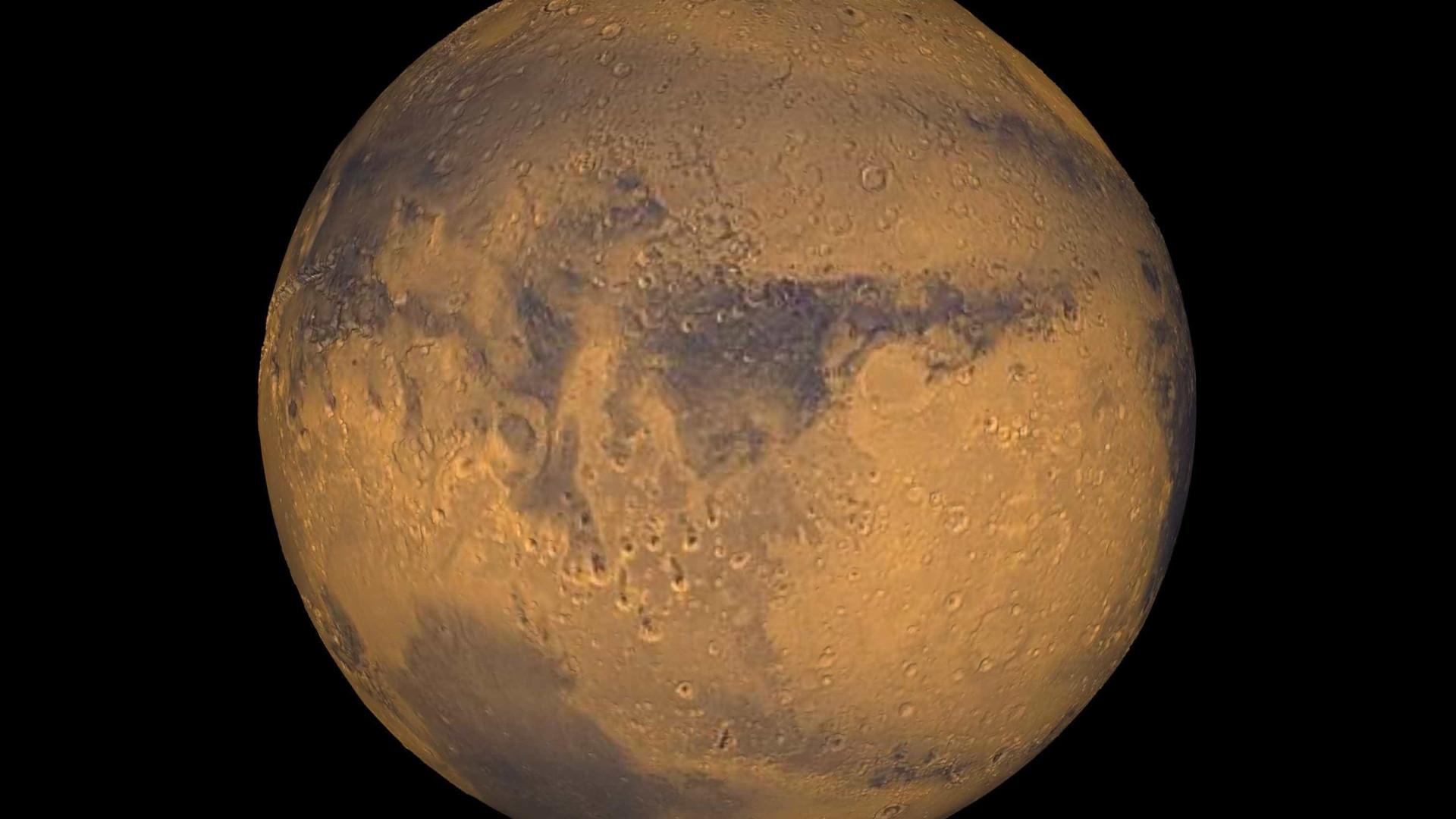 Saiba que parte 'única' possui o Planeta Vermelho