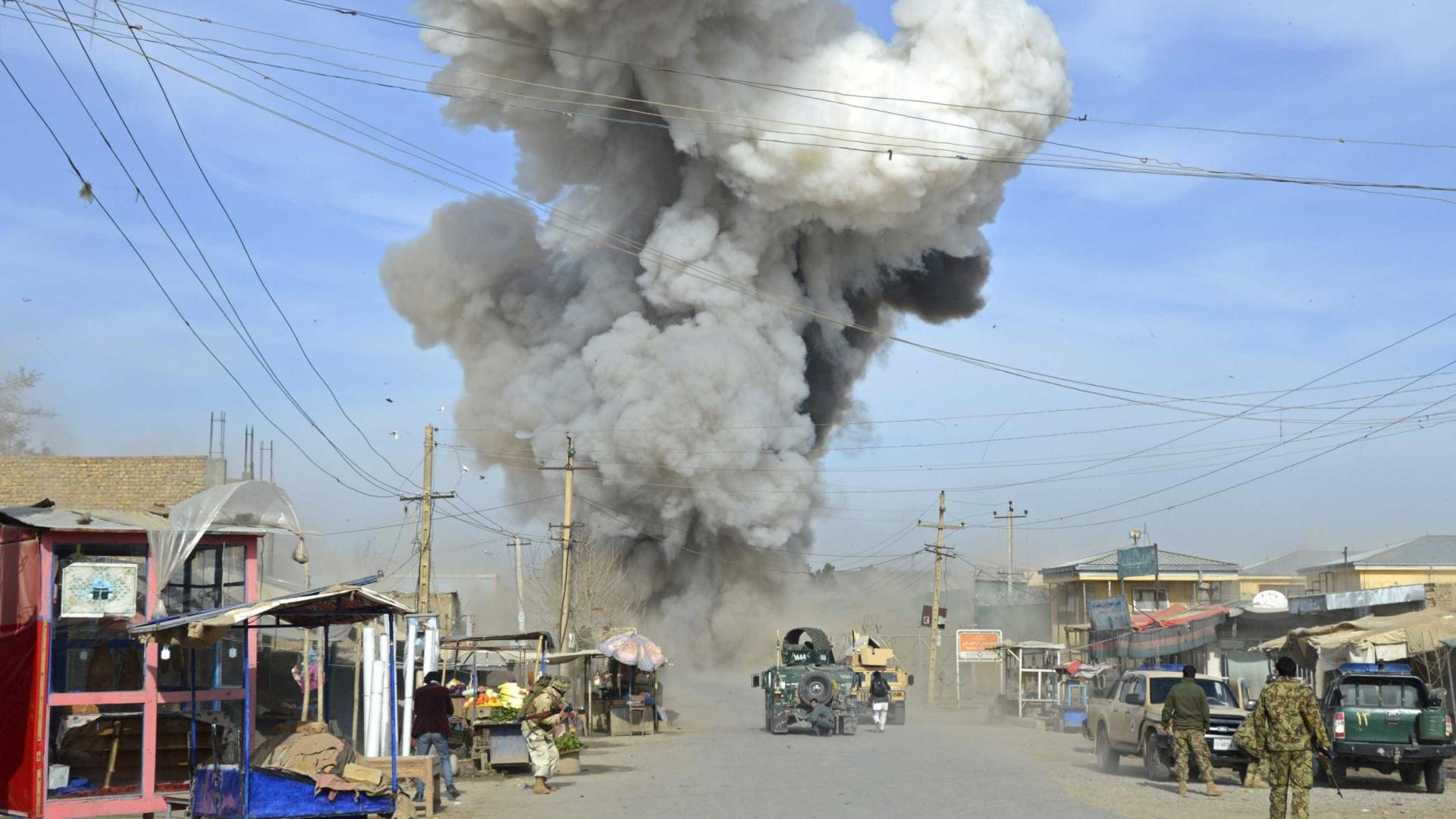 Ataque contra edifício da educação deixa 10 mortos no Afeganistão