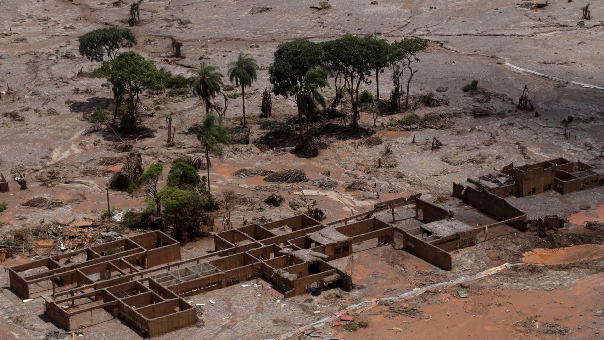 Samarco não pagou multas aplicadas pelo Ibama após tragédia em Mariana