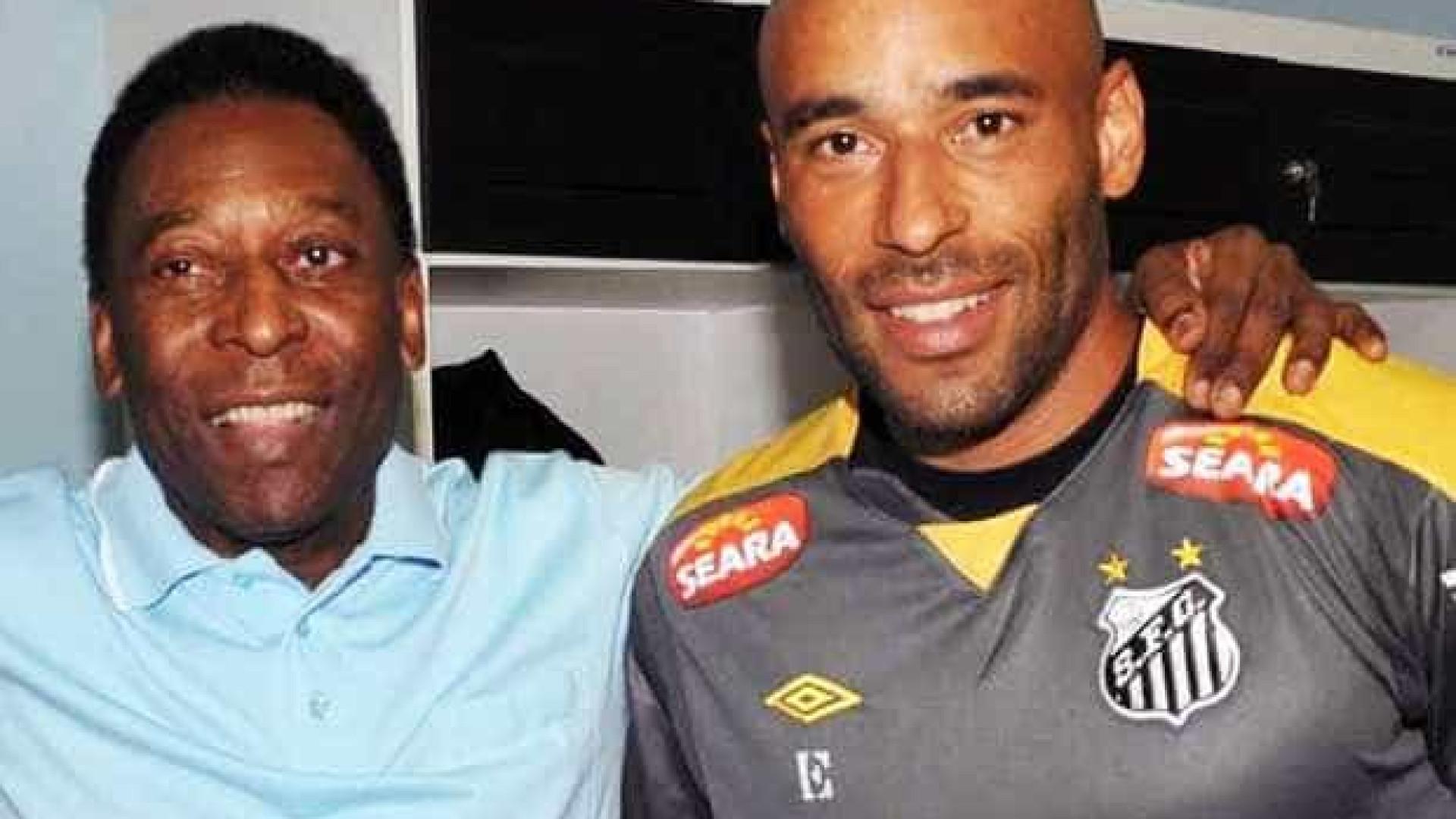 Filho de Pelé, ex-goleiro Edinho vai passar ao regime semiaberto