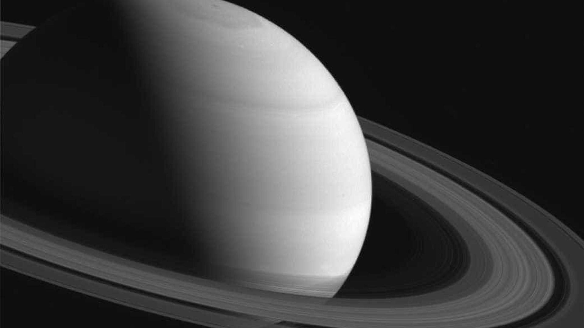Nave da NASA entrará em Saturno após missão de 13 anos