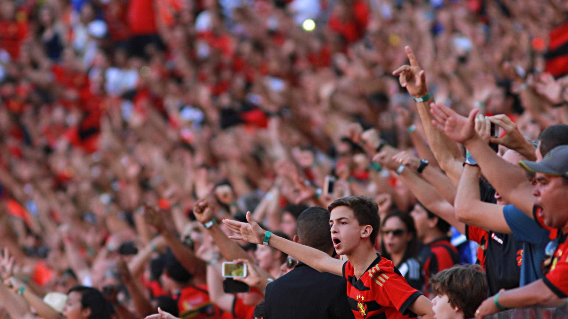 Sport faz 'jogo de vida ou morte' com o Vasco em casa