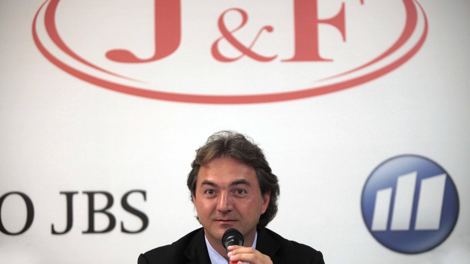 Joesley vai alegar que negociações de propinas foram longe de esposas