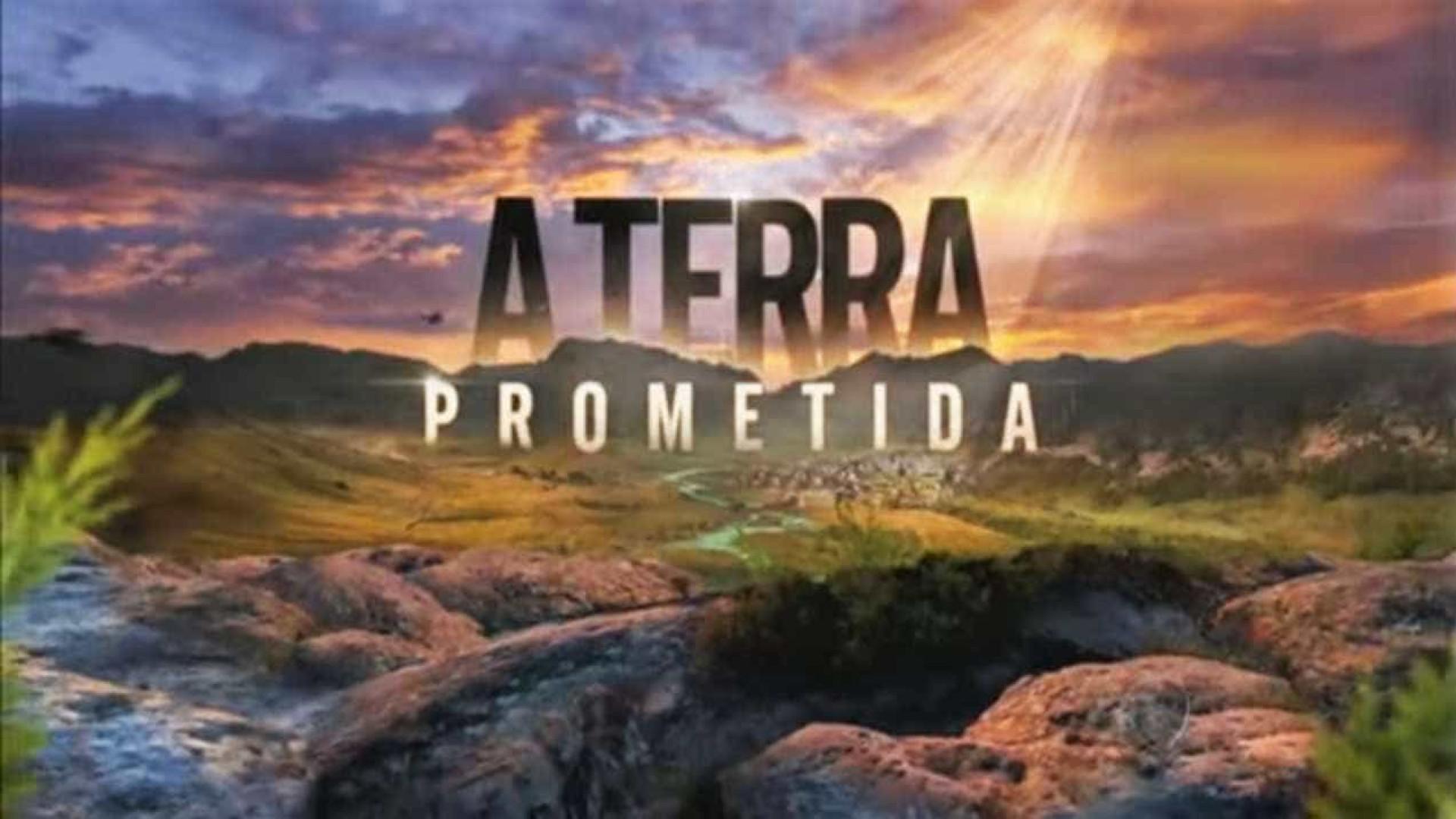 Com queda das muralhas, 'A Terra Prometida' tem ótima audiência