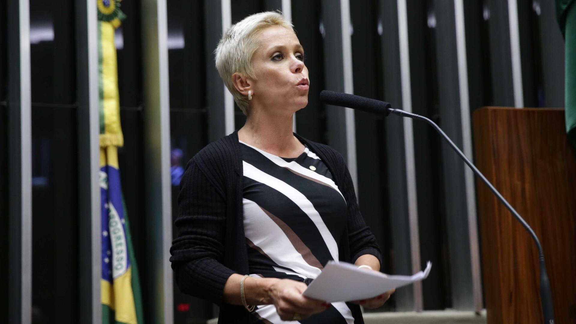 Cristiane Brasil toma posse como ministra na segunda-feira