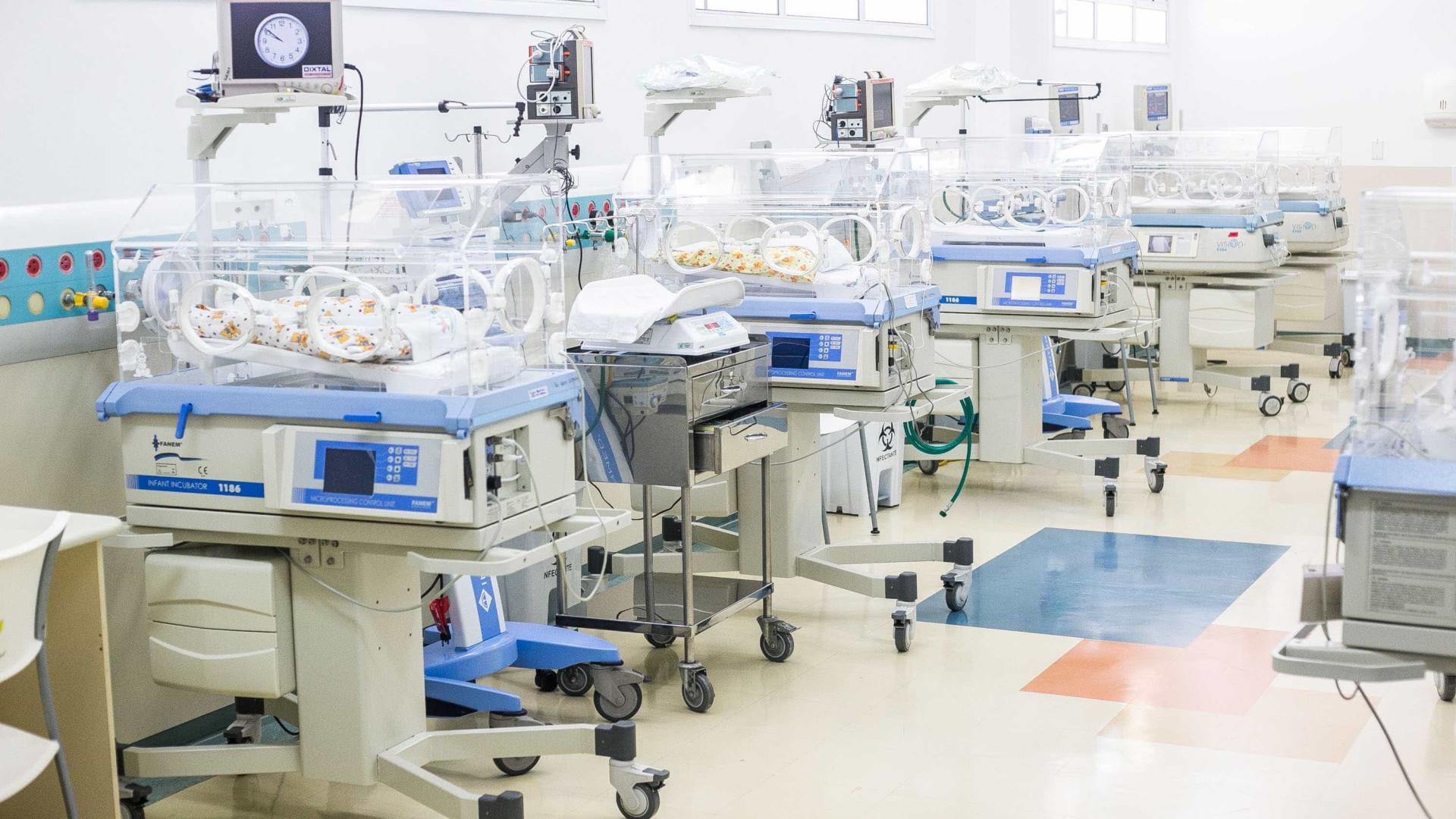 Pai de bebê que sumiu em hospital acredita que filho foi vendido