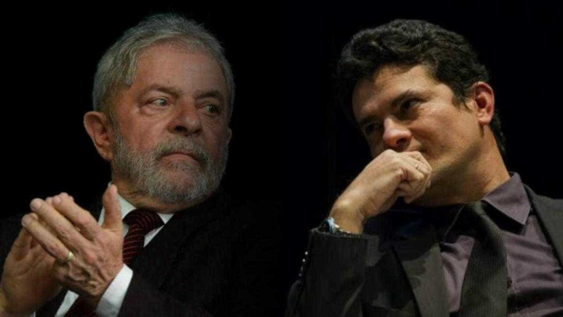 Defesa de Lula pede suspeição de relator  de recurso contra Moro