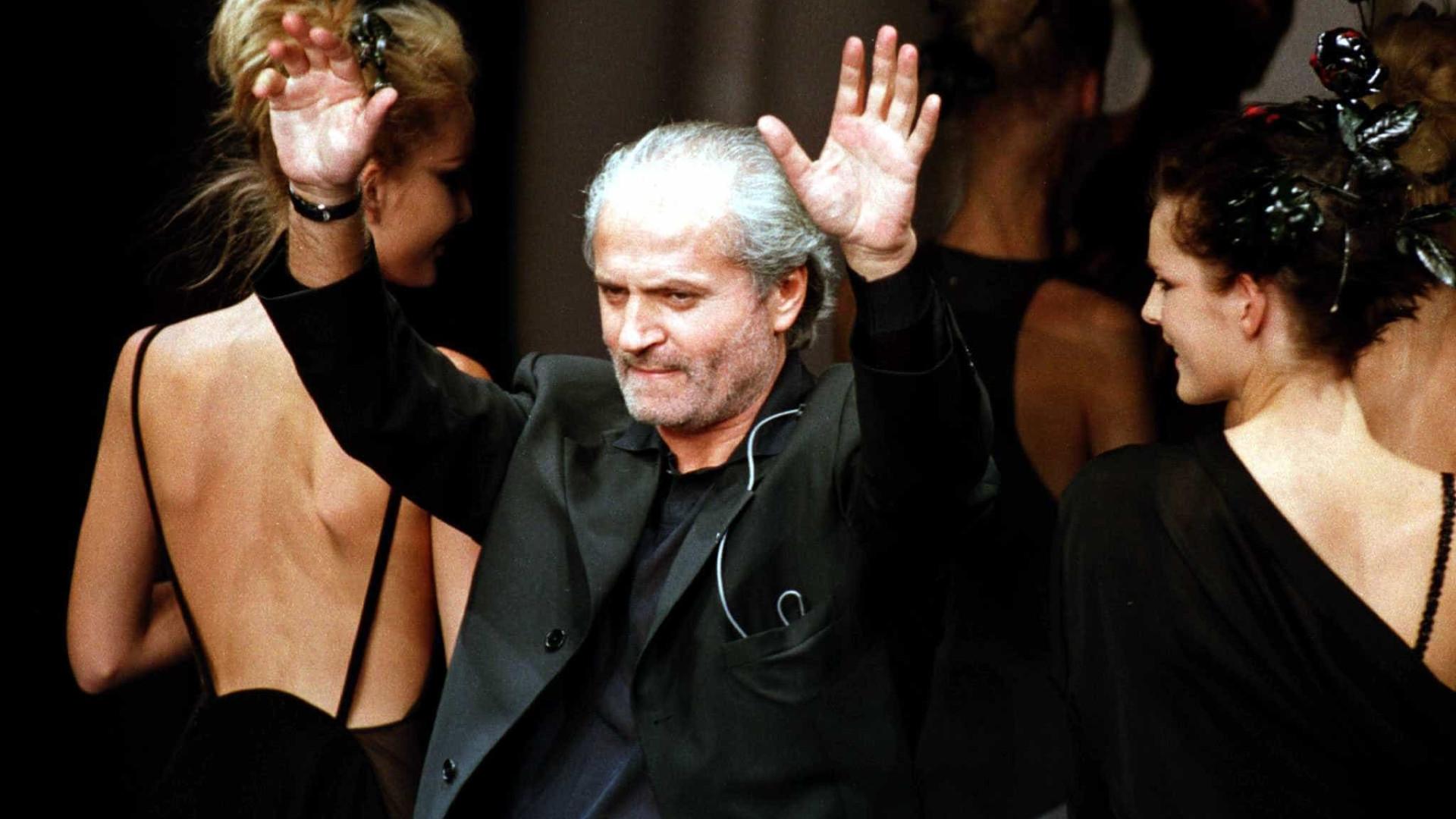Morte de Versace, ícone da moda italiana, completa 20 anos
