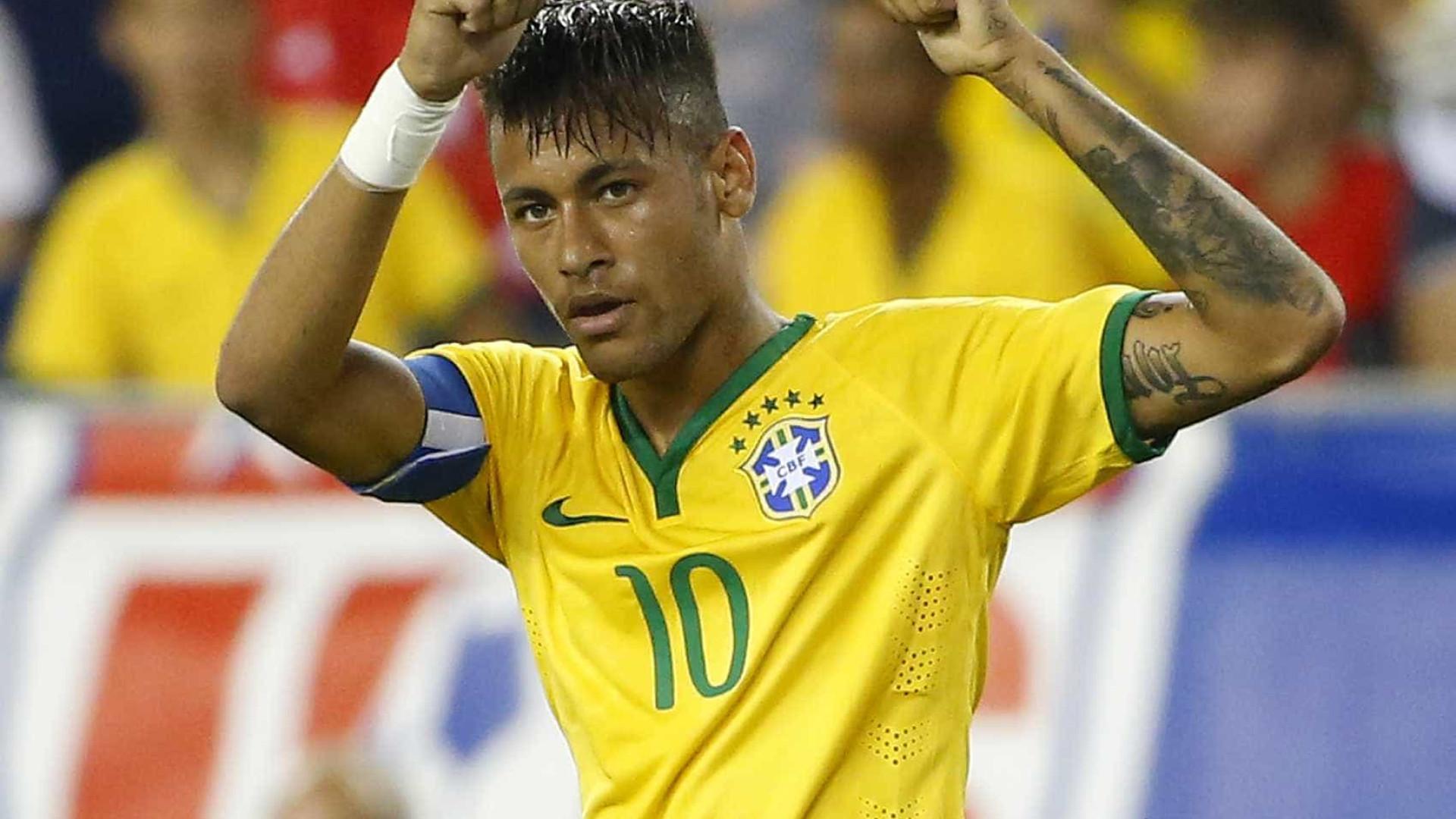 ae8c15bb4a Neymar pode ser eleito como capitão da seleção nos Jogos Olímpicos