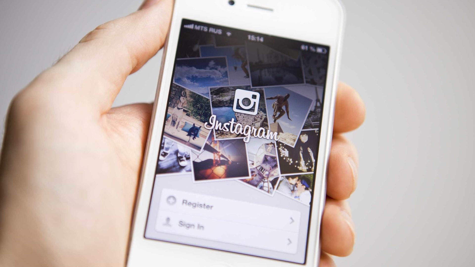É possível deletar as pesquisas feitas no Instagram; aprenda