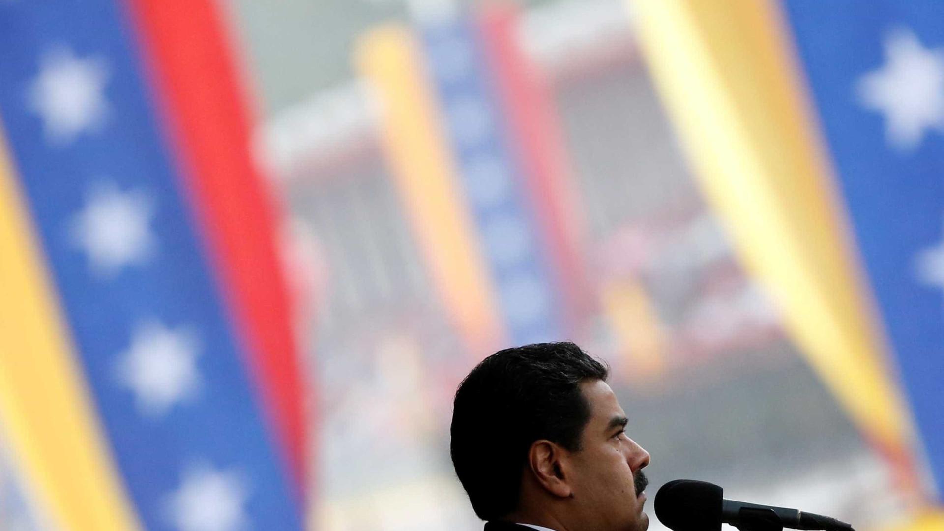 Maduro ordena refinanciamento da dívida externa da Venezuela