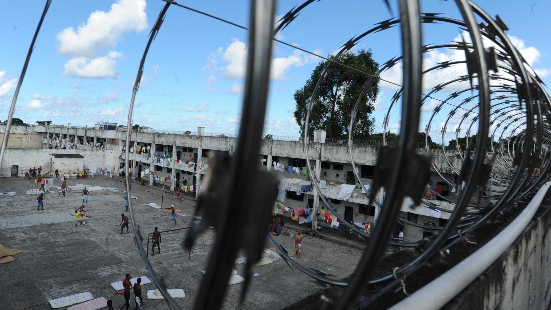 Ministério aguarda pedidos de transferência de presos do Ceará