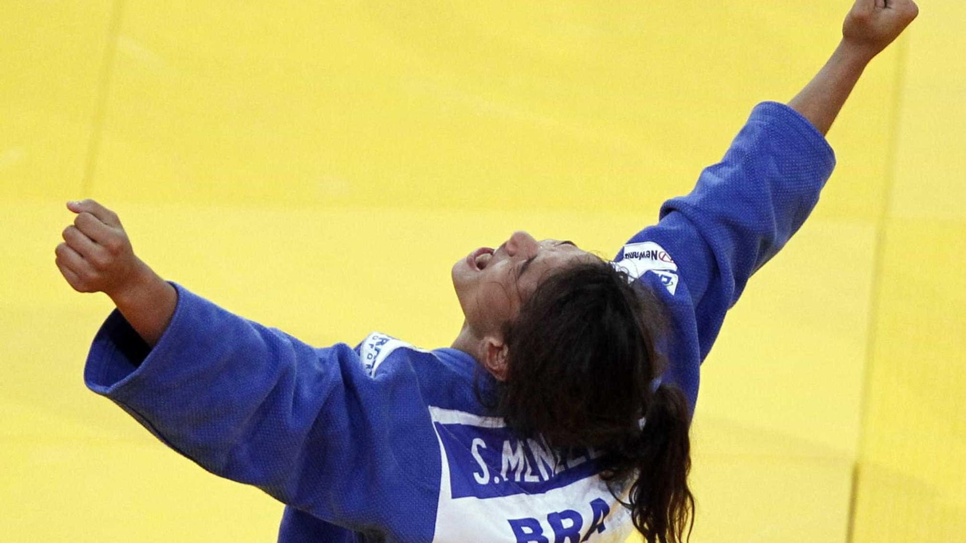 Ouro em 2012, Sarah Menezes vai para Mundial após lesão de titular