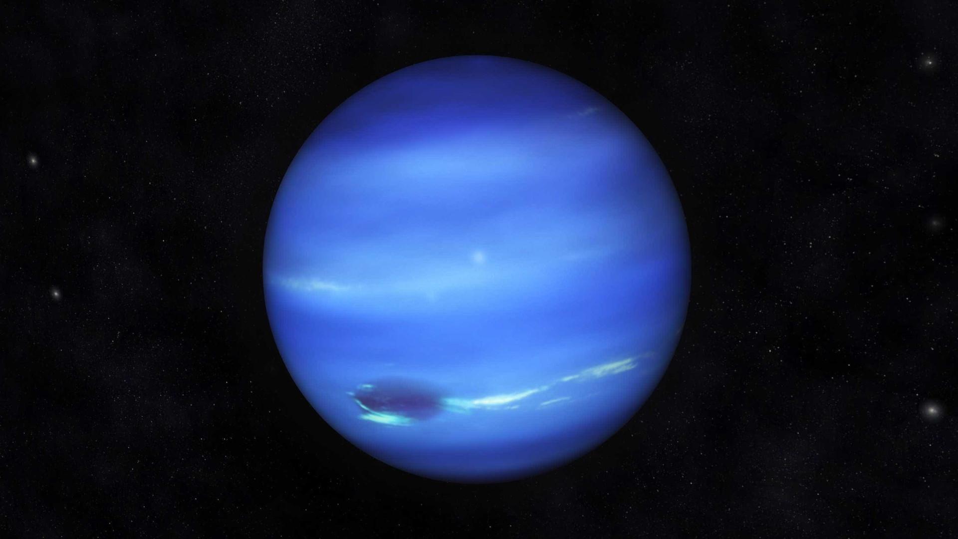 NASA quer voltar a explorar os  misteriosos Netuno e Urano