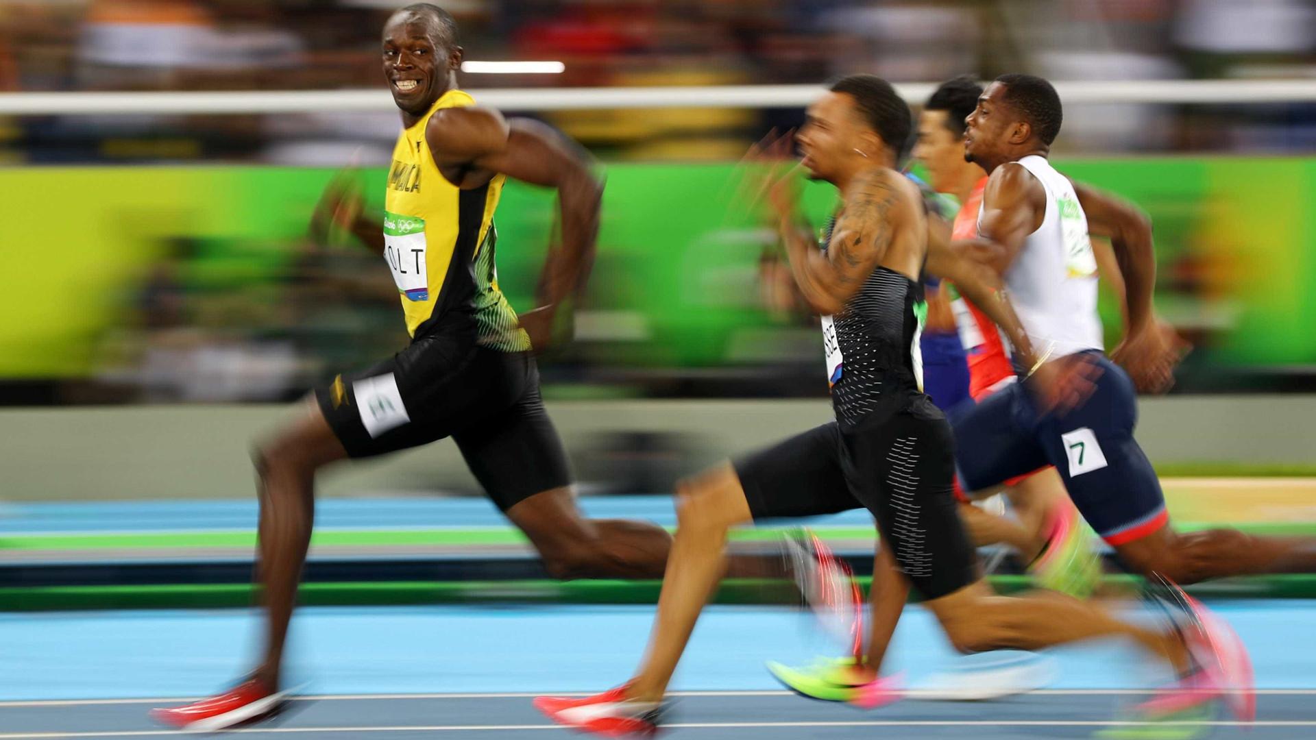 Bolt anuncia despedida para o Mundial de Atletismo de 2017