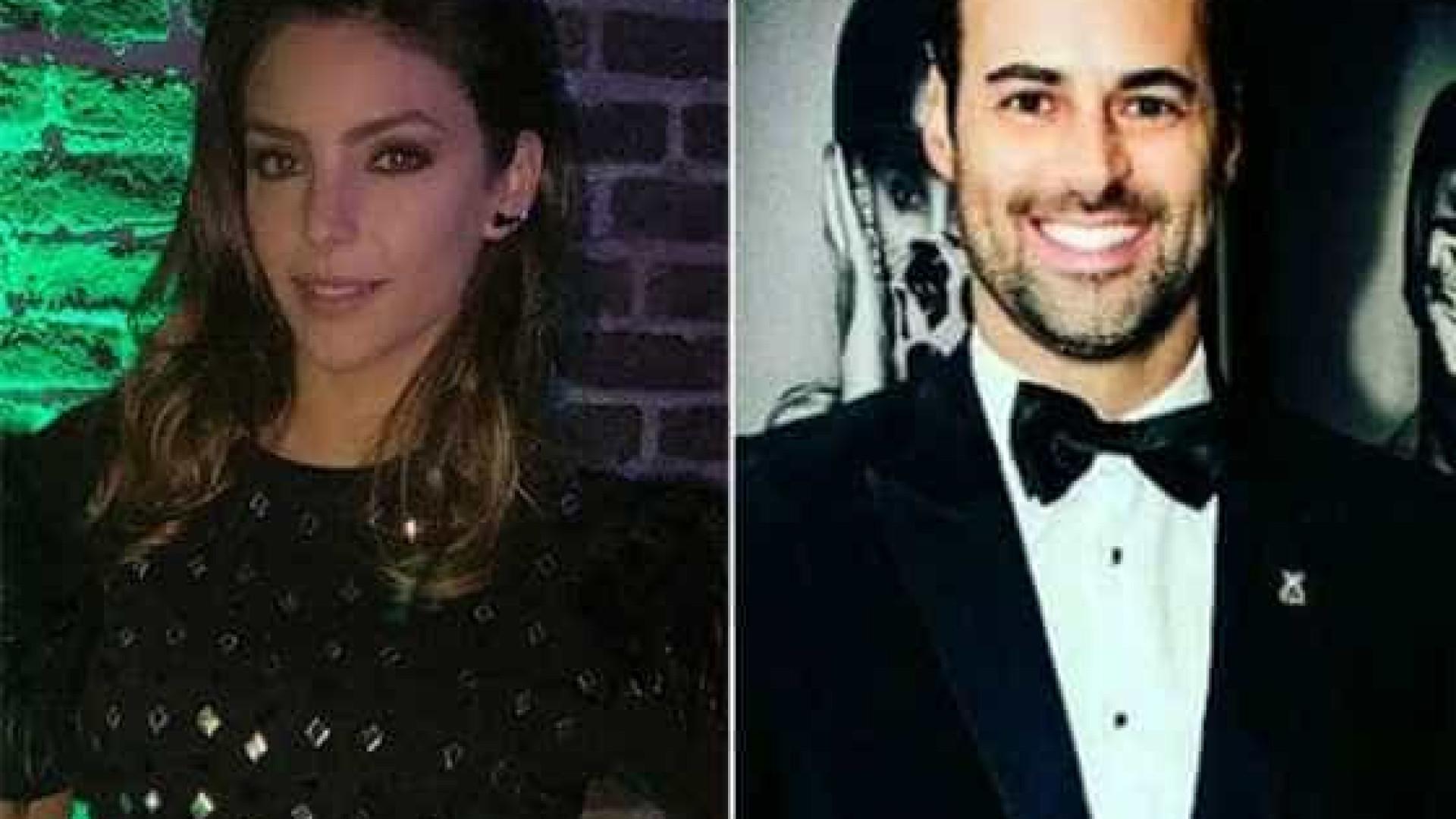 Ex de Kaká confirma romance com sobrinho de Chiquinho Scarpa