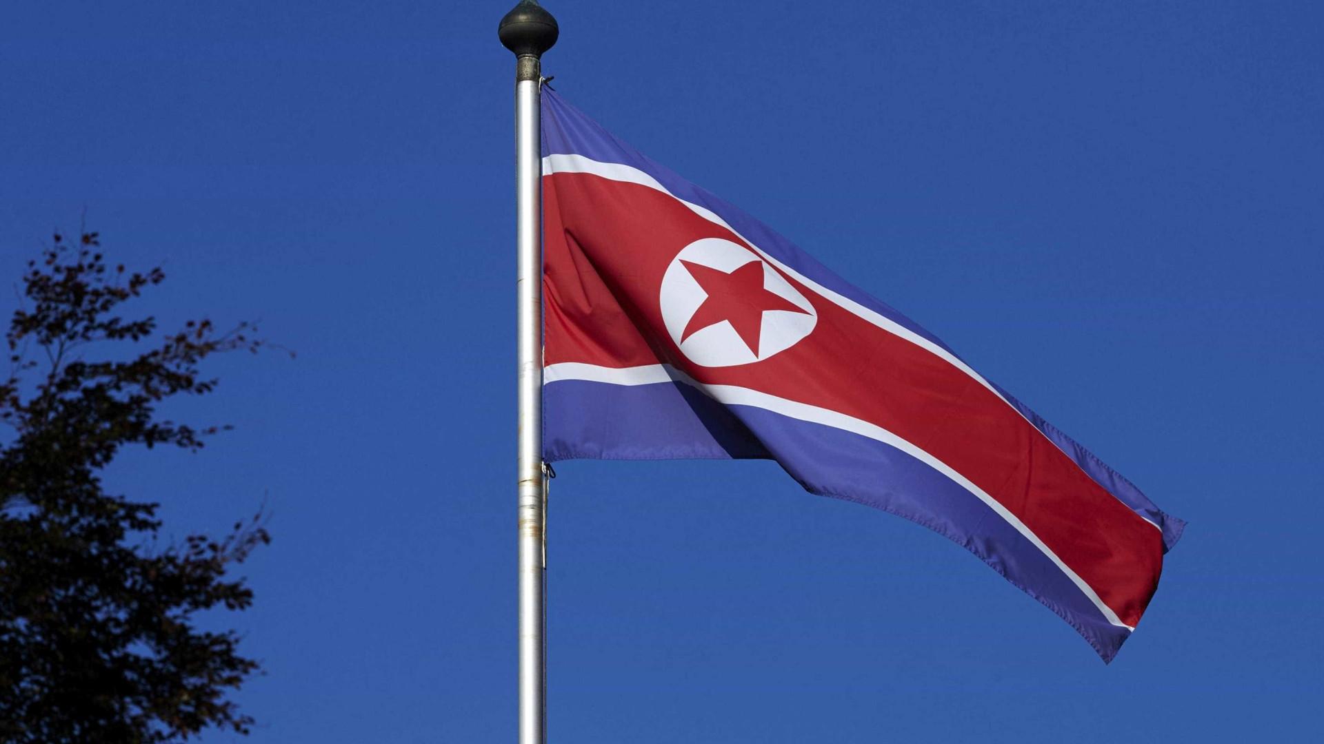 Acidente na Coreia do Norte deixa mais de 30 chineses mortos