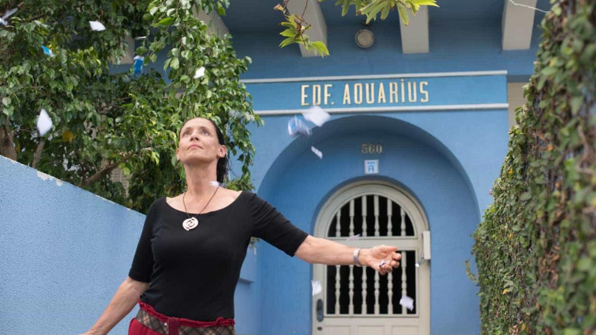 Filme 'Aquarius' atinge 100 mil espectadores  em uma semana