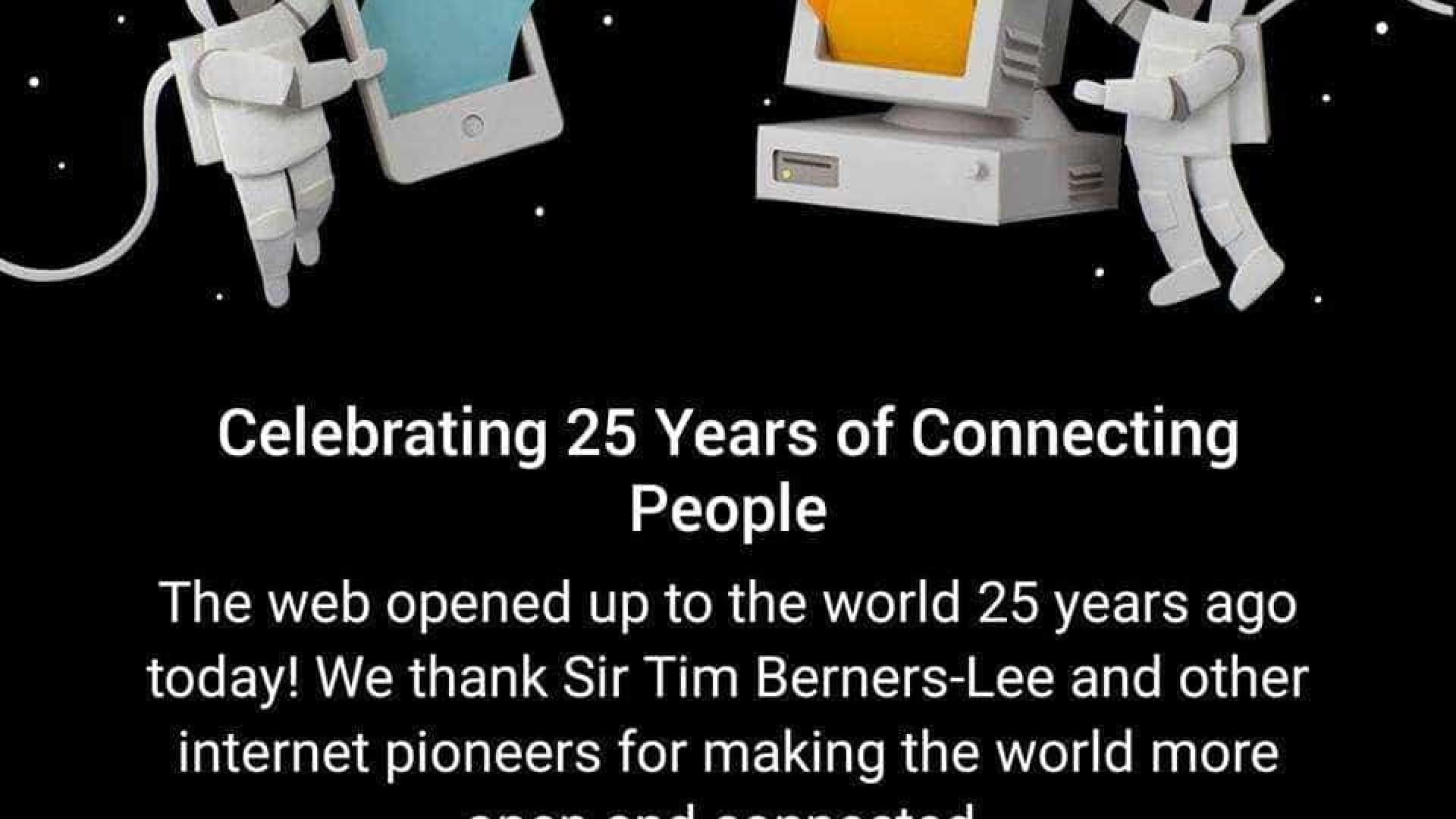Há 25 anos surgia a internet como a conhecemos hoje