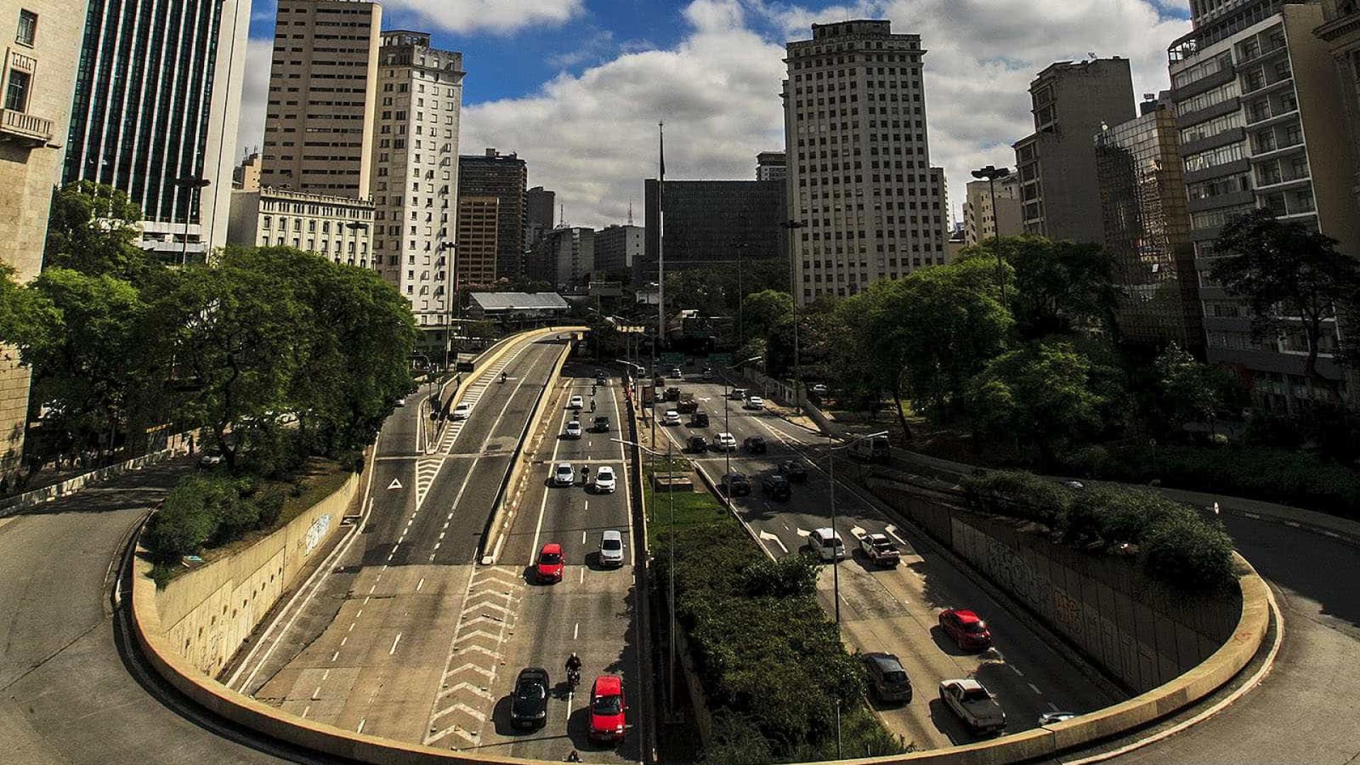 São Paulo tem o dia mais quente do inverno