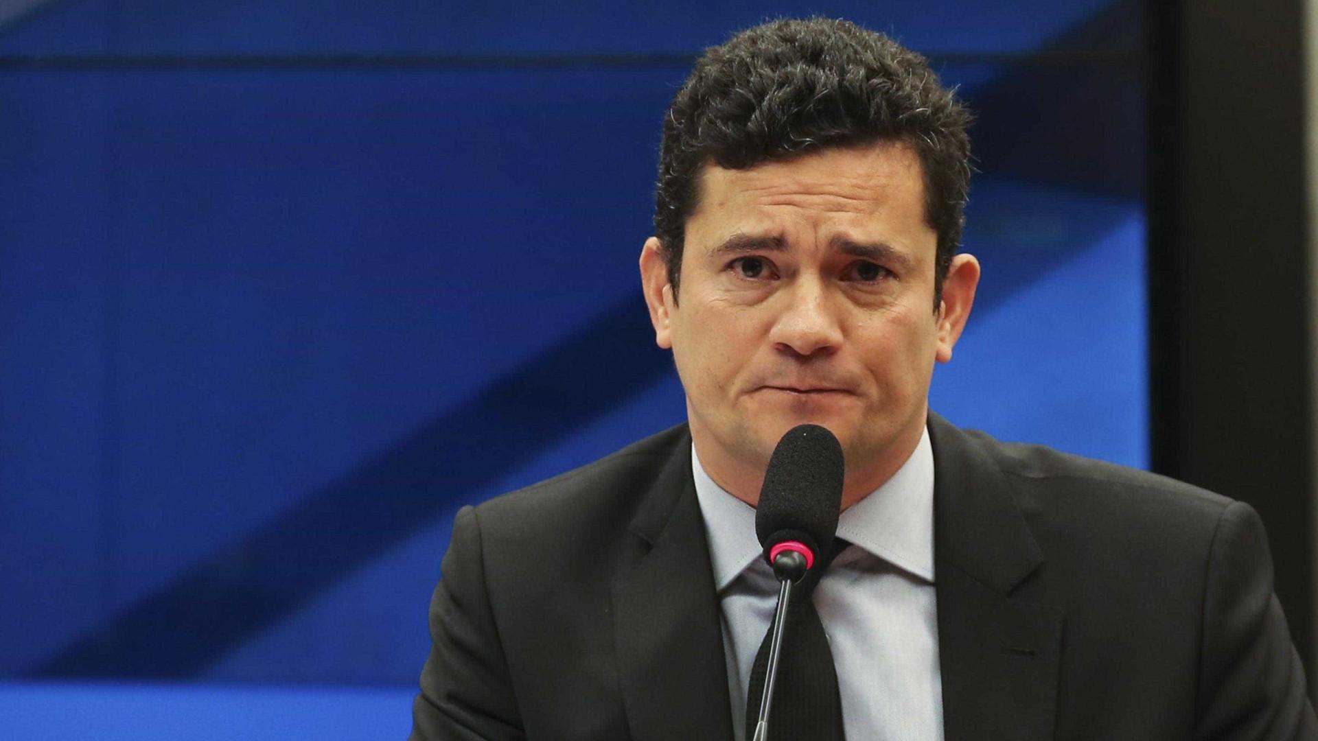Moro nega sentir 'satisfação pessoal' ao condenar Lula