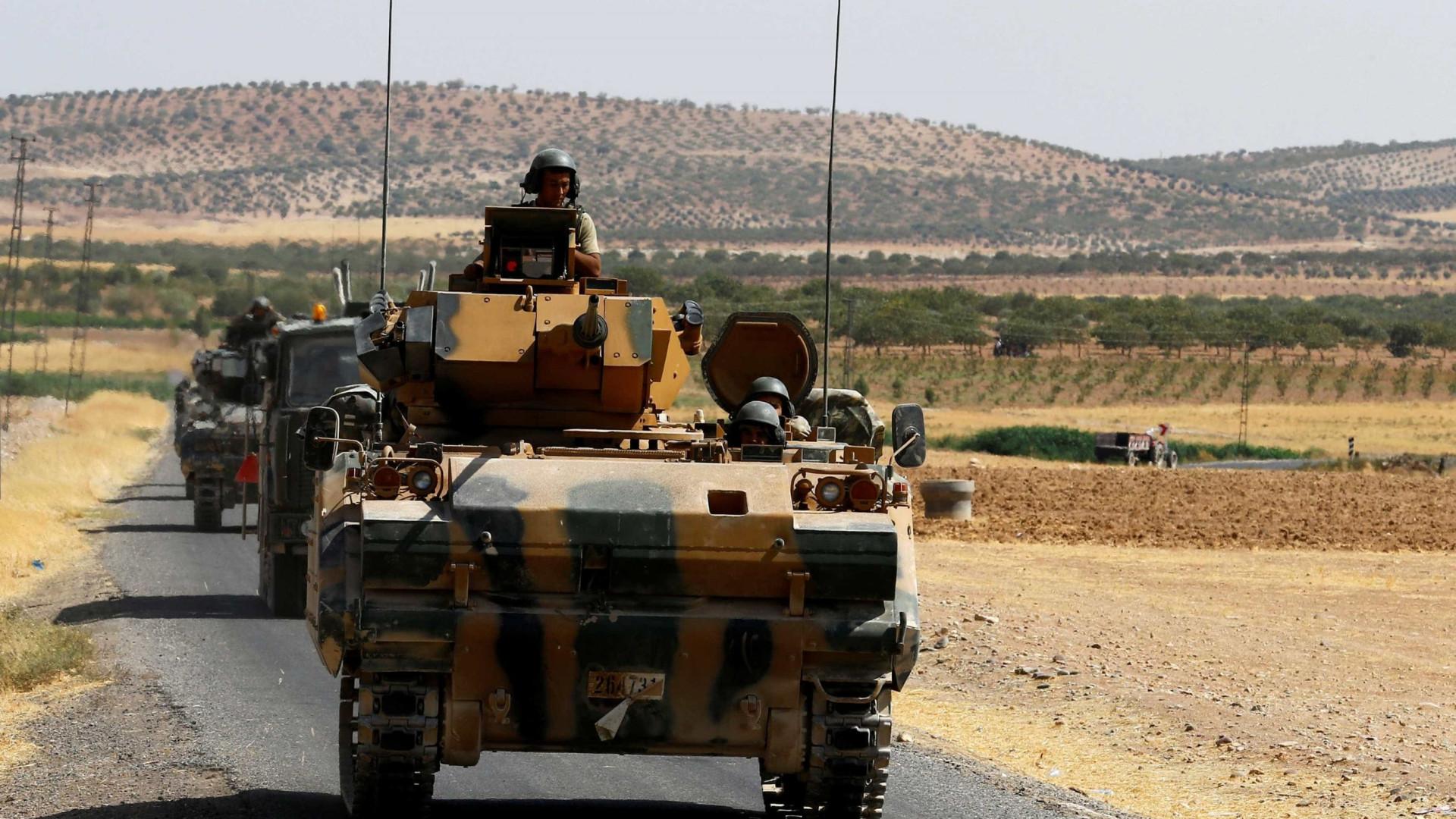 Estados Unidos iniciam retirada das tropas americanas da Síria