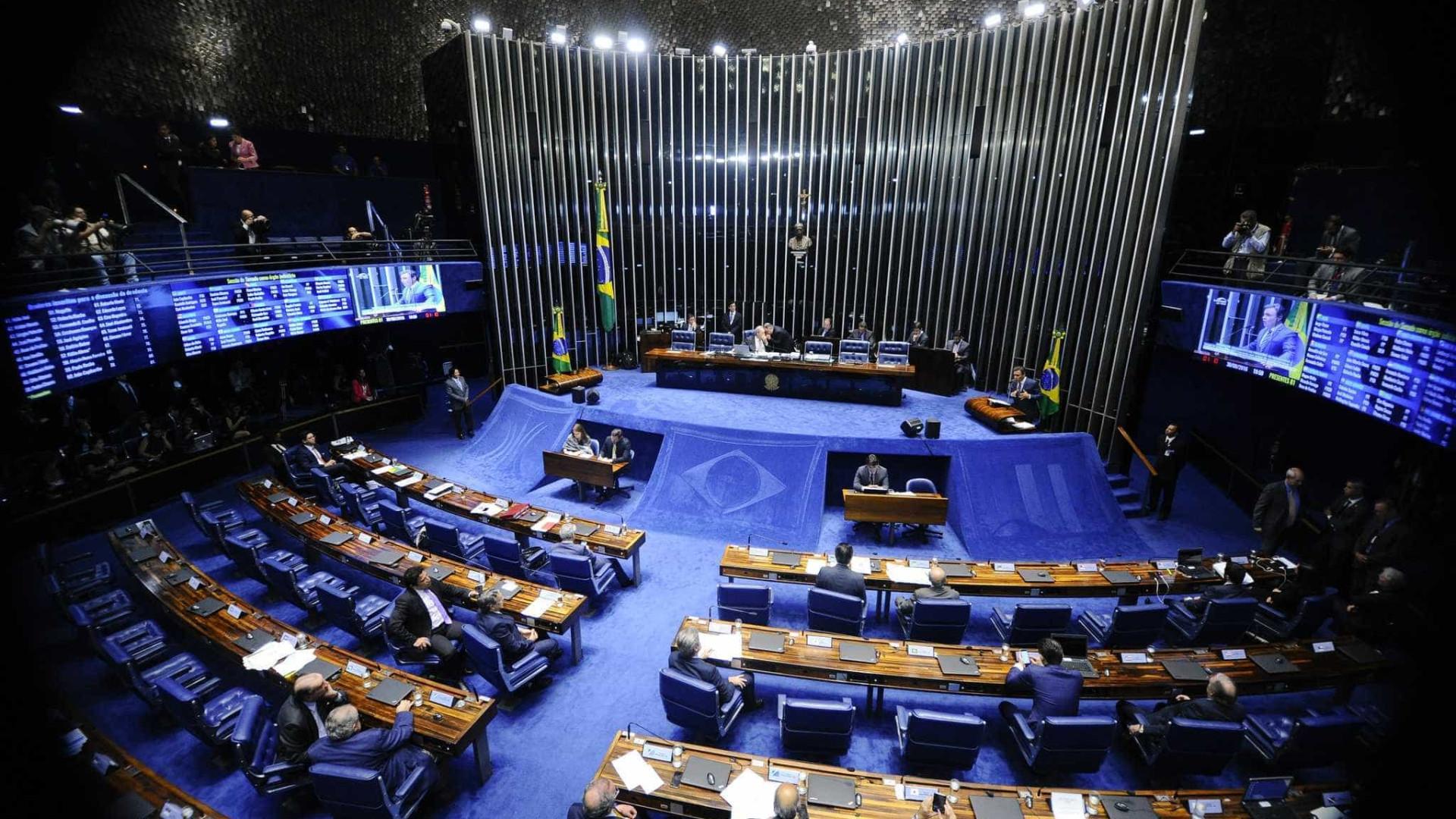 Senado encerra 1º semestre com aprovação de temas polêmicos