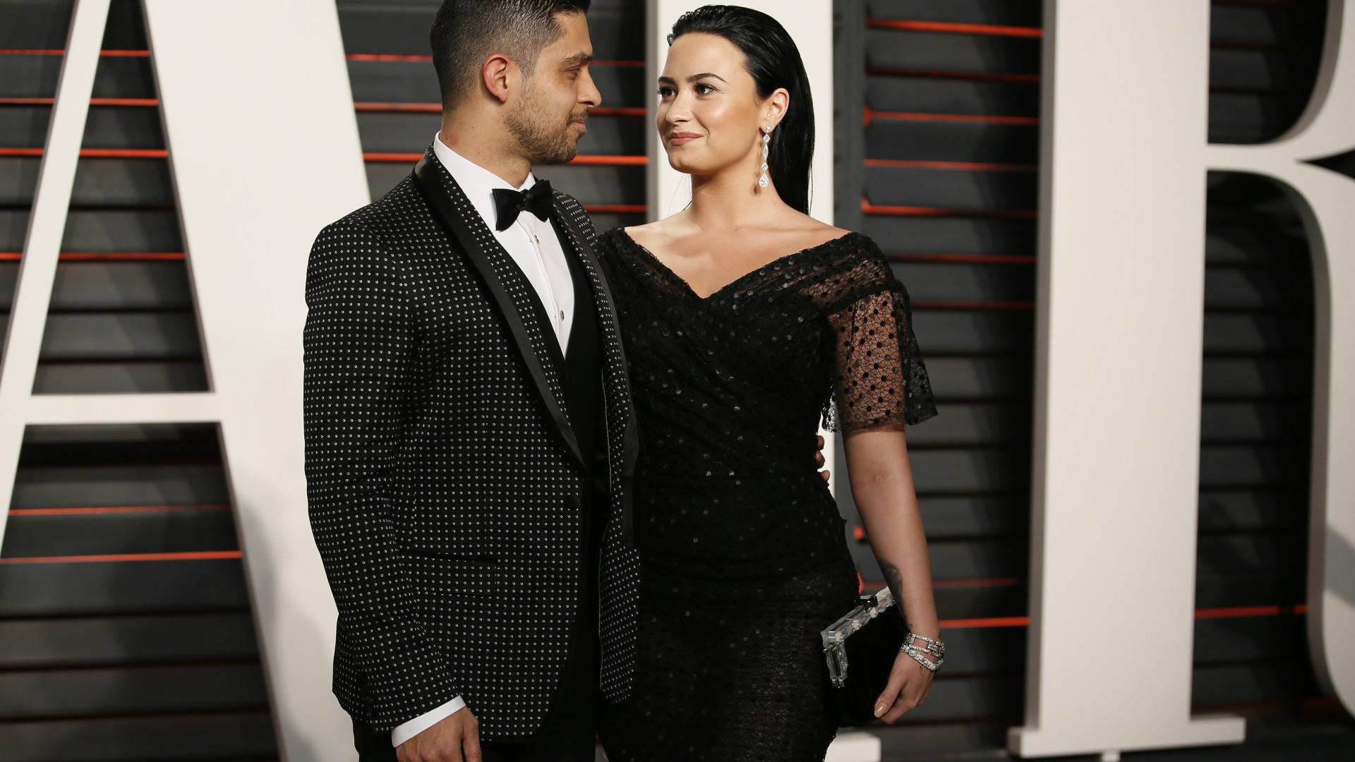 Internada, Demi Lovato tem sido visitada pelo ex-namorado