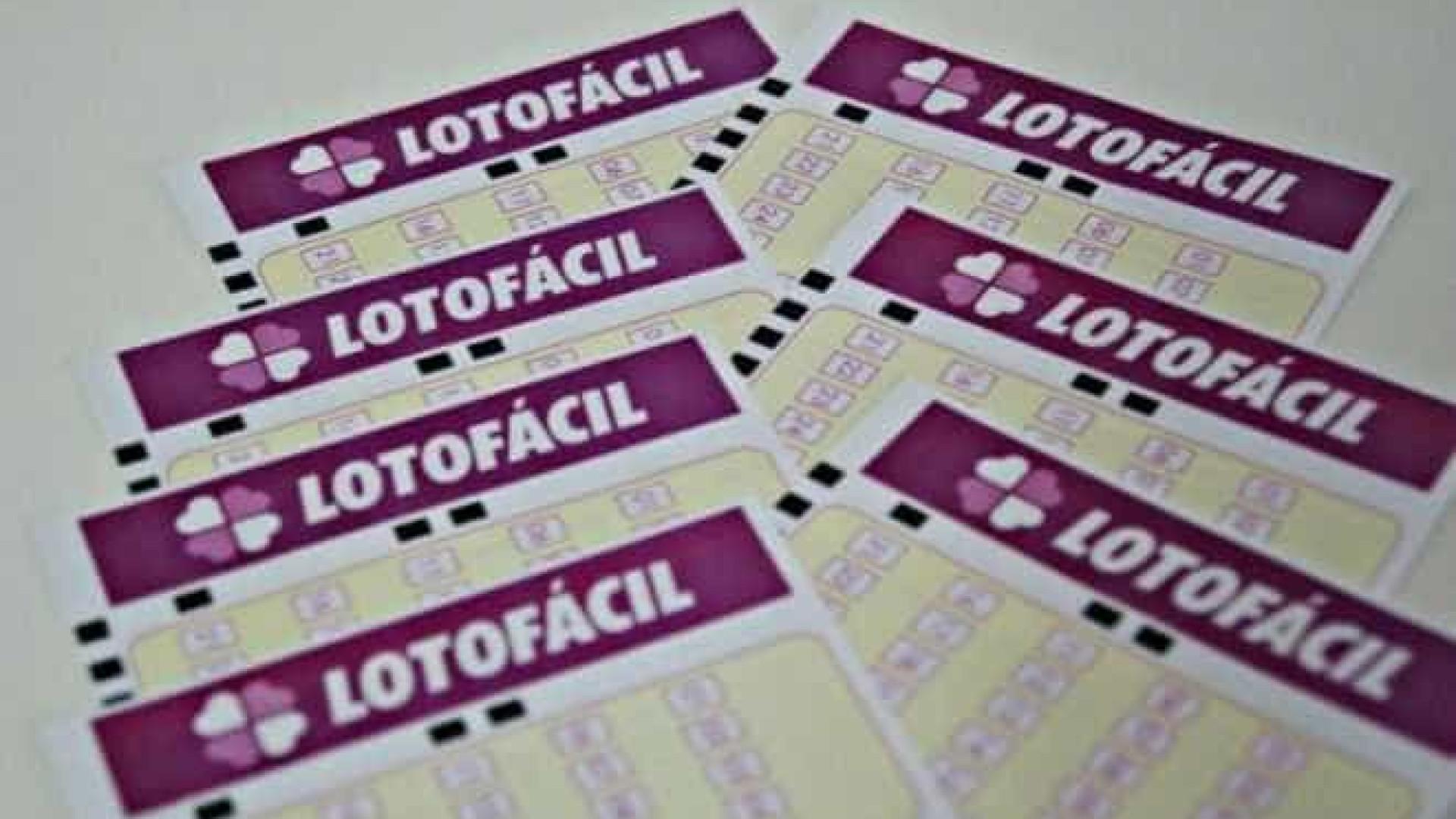 Três apostadores dividem o prêmio da Lotofácil desta sexta