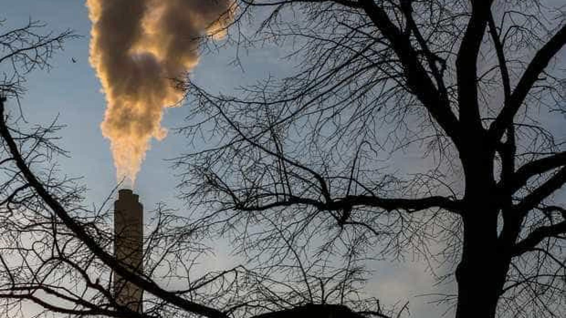Poluição do ar pode causar câncer de pulmão, diz estudo