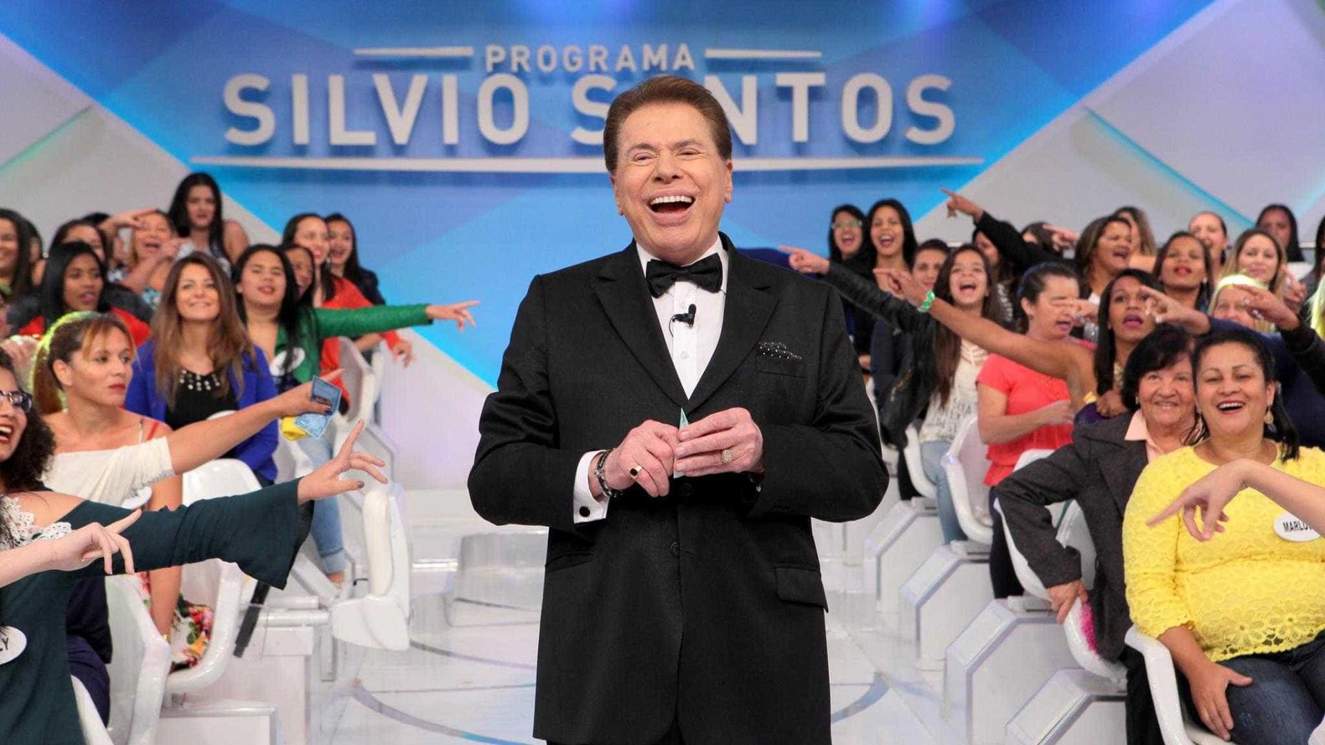Silvio Santos passa mal e deixa programa,  assessoria nega