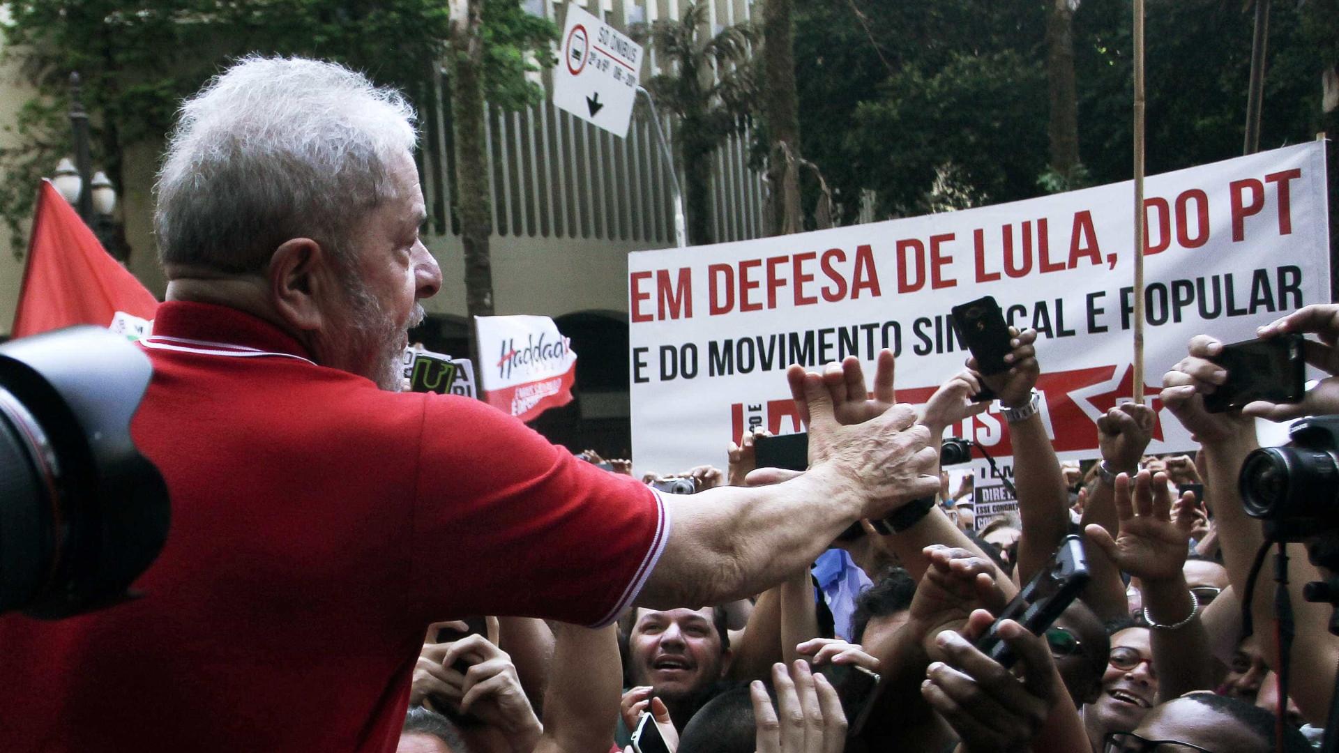 Campanha internacional defenderá Lula