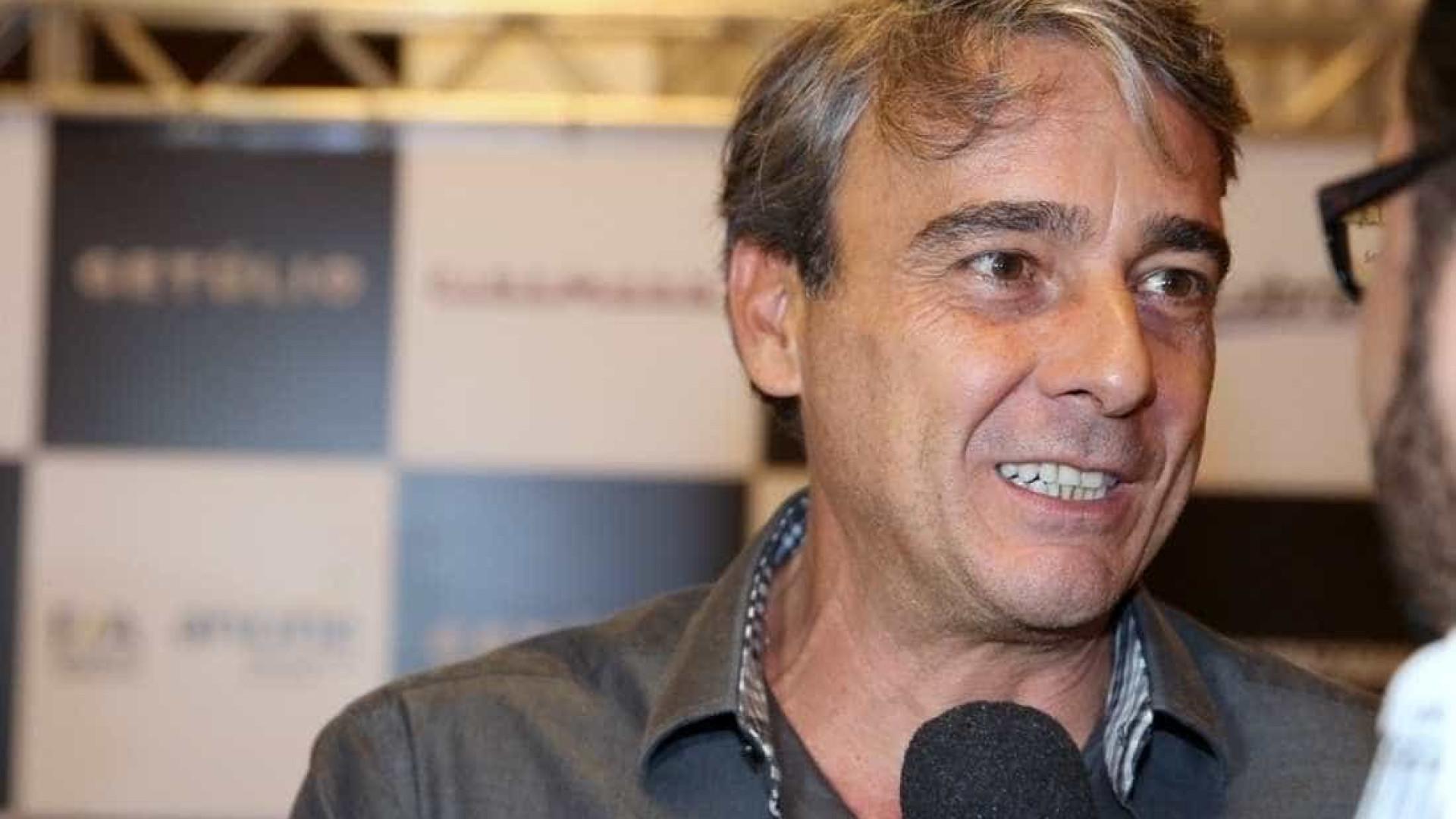 Alexandre Borges passará por cirurgia para corrigir problema de saúde