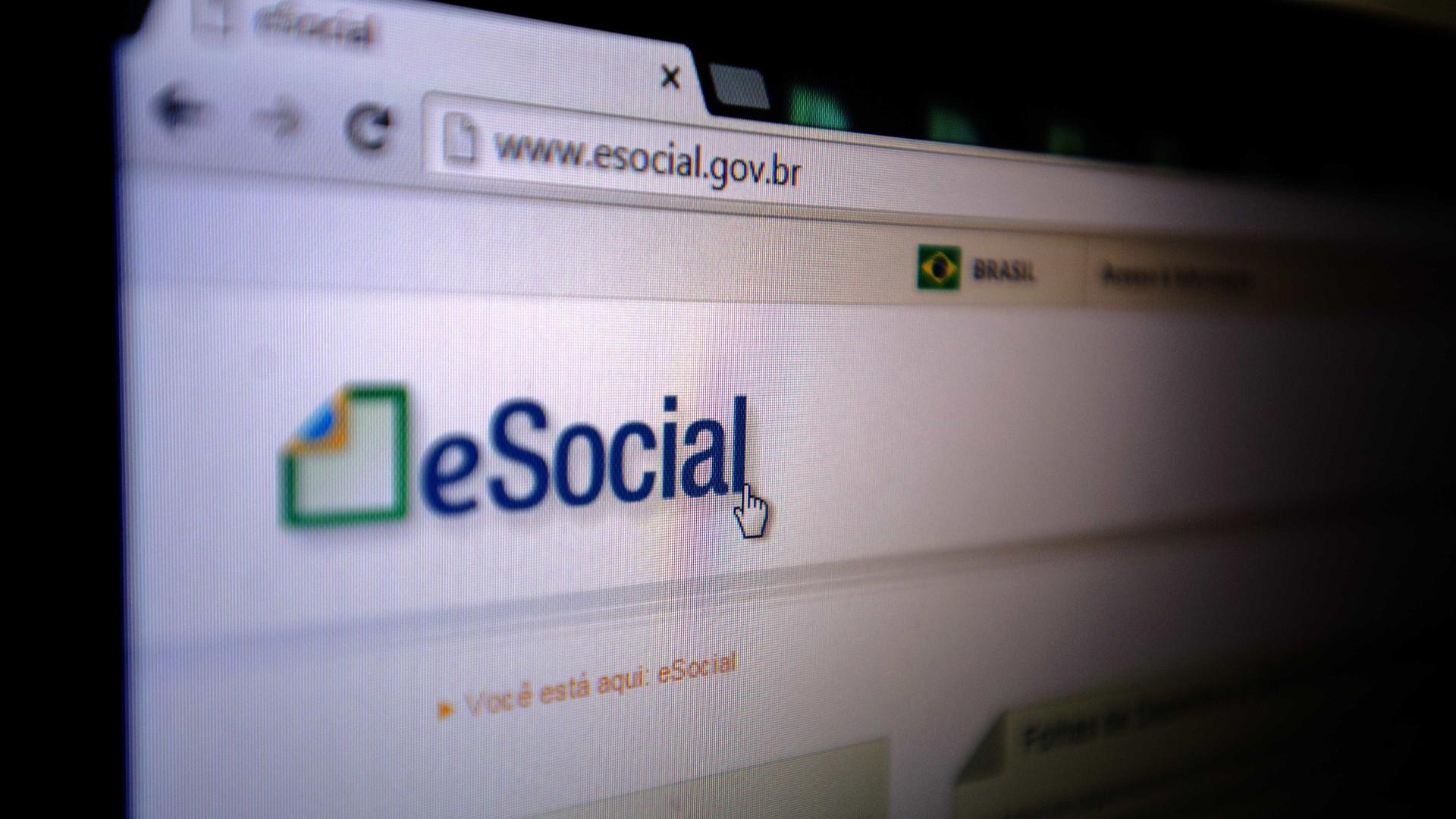 Empresas não se adequam a novo eSocial