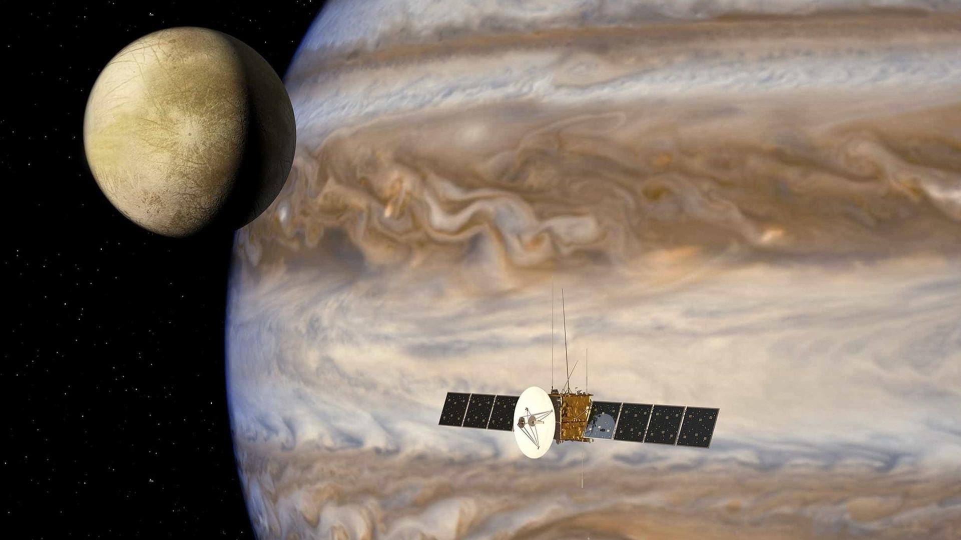 Trump corta verba da Nasa e cancela  pouso em lua-oceano de Júpiter