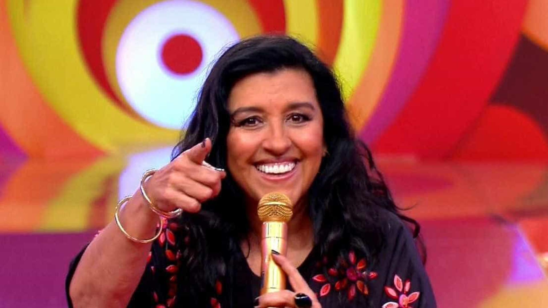 Regina Casé só volta para a TV depois da Copa do Mundo de 2018