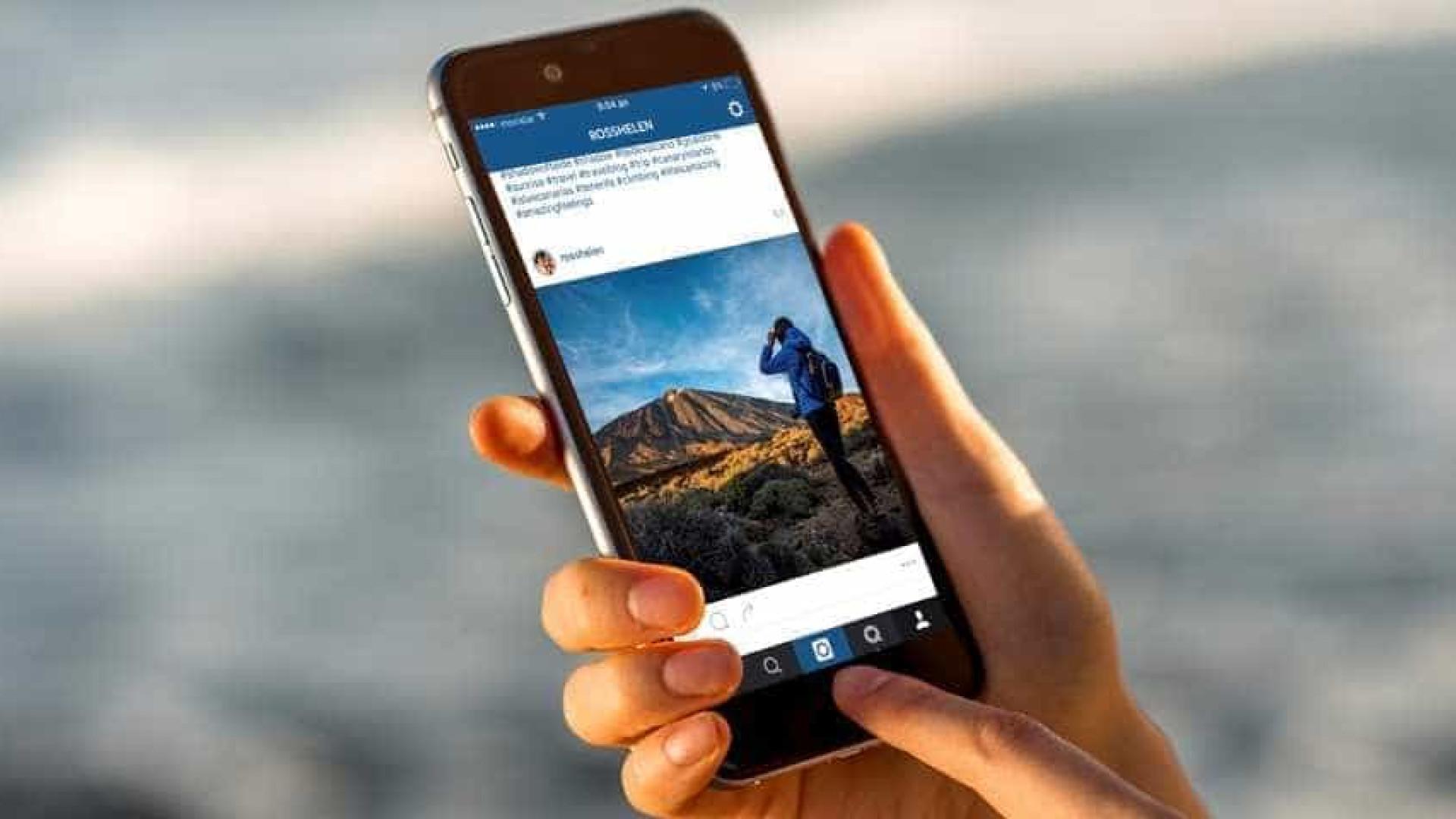 Apagou uma foto do Instagram por engano? Aprenda a recuperá-la