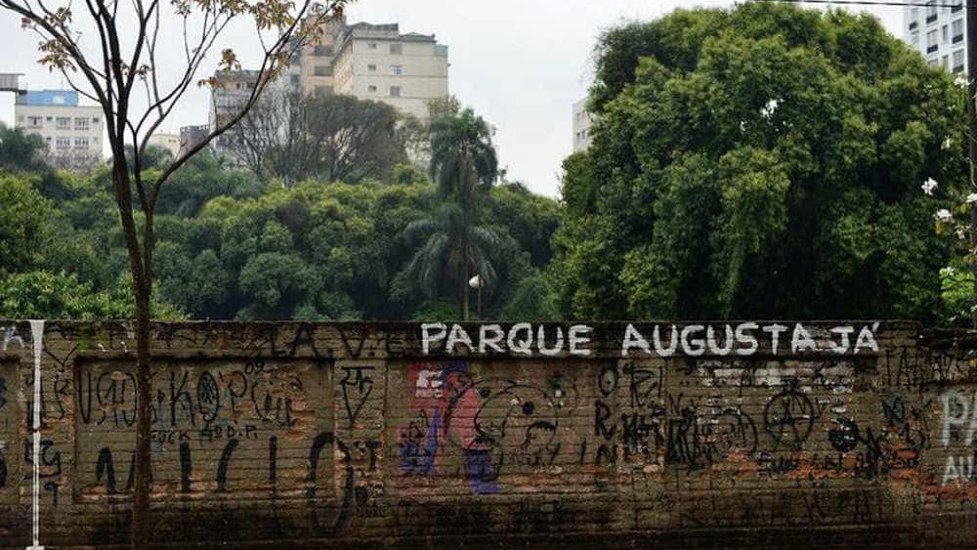'Não somos poucos', dizem ativistas do parque Augusta
