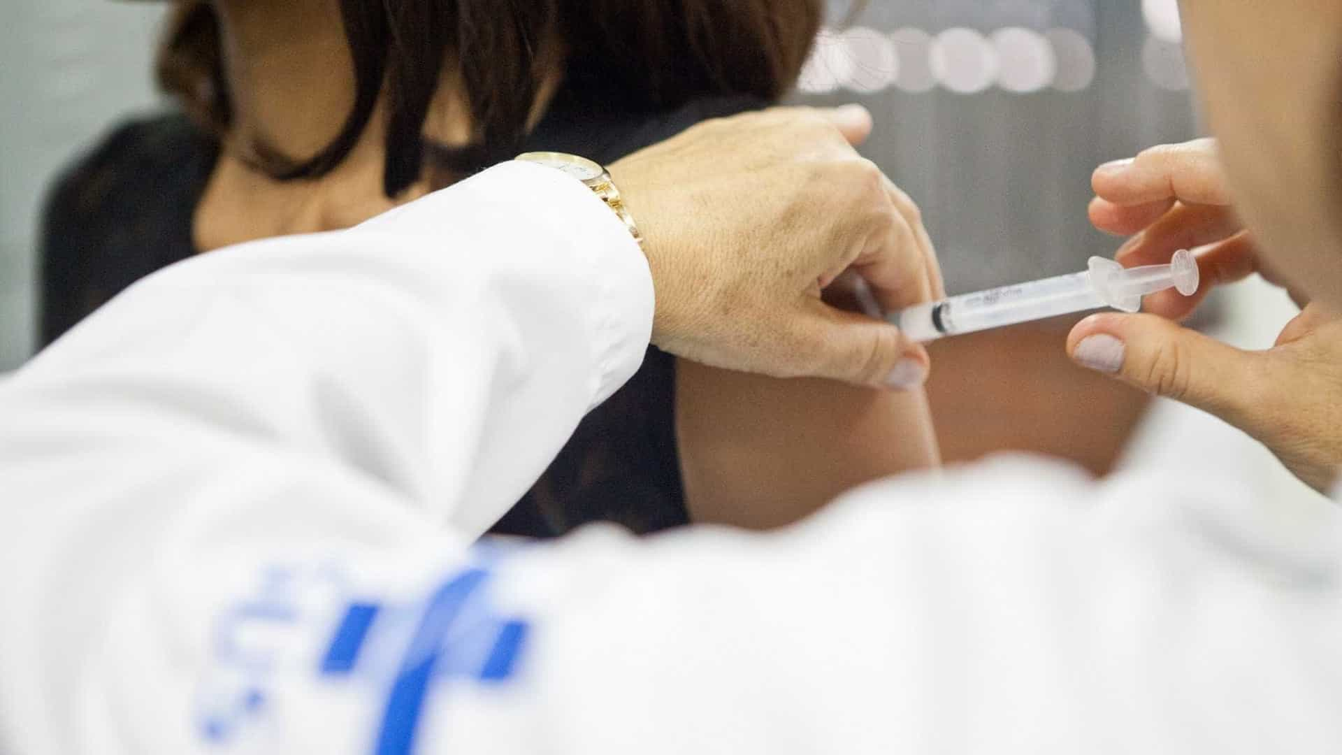 Campanha Nacional de Multivacinação começa nesta segunda