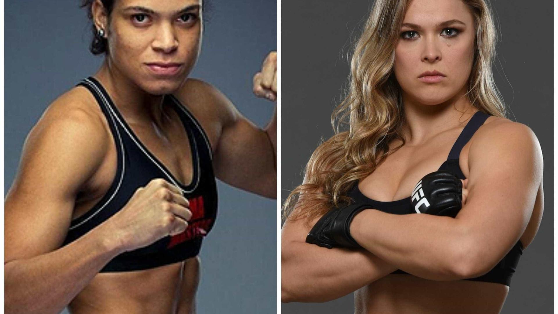 Próxima adversária de Ronda, Amanda dispara: 'É uma pessoa fraca'