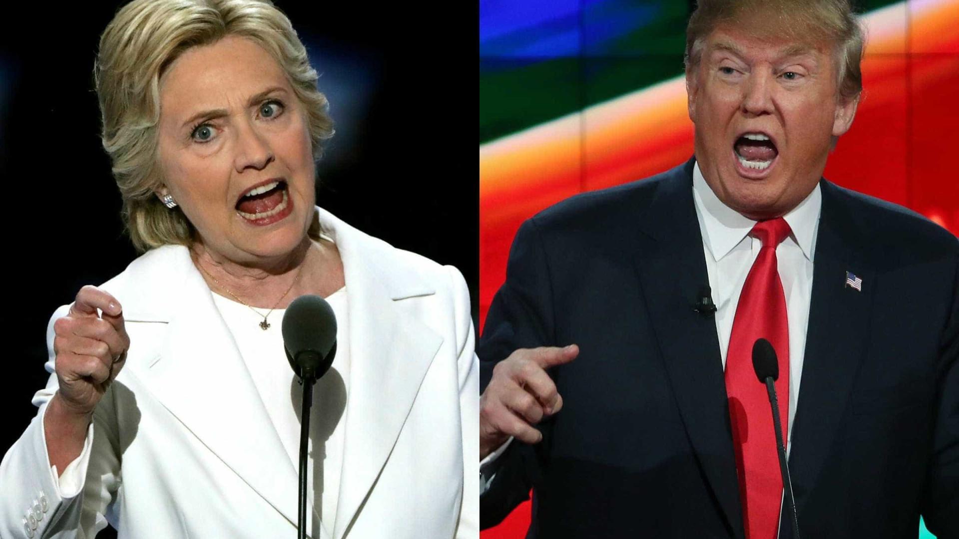 EUA realizam último debate entre Trump e Hillary nesta quarta
