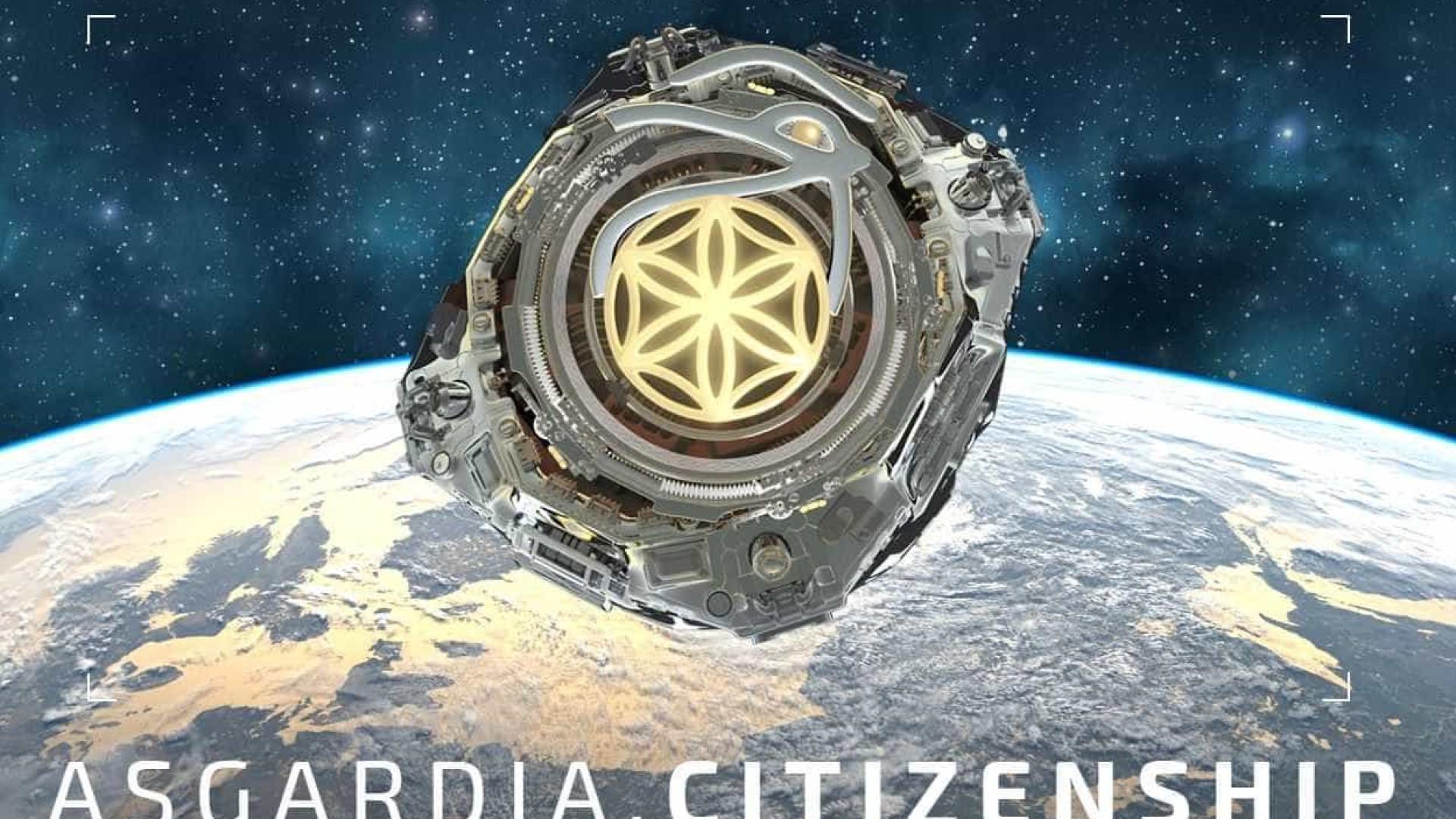 Grupo quer criar primeira  nação espacial do mundo: Asgardia