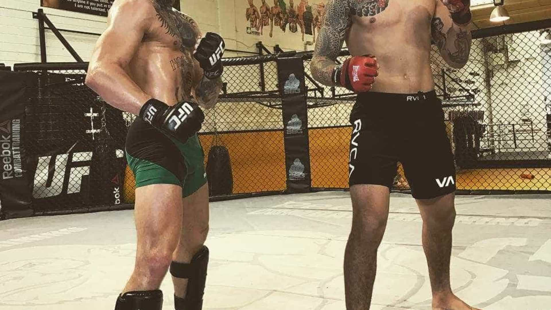 Treinador garante: McGregor não se aposenta após UFC 205