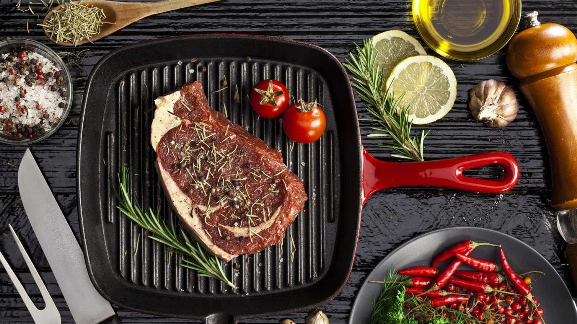 Os 9 erros mais comuns ao preparar o bife